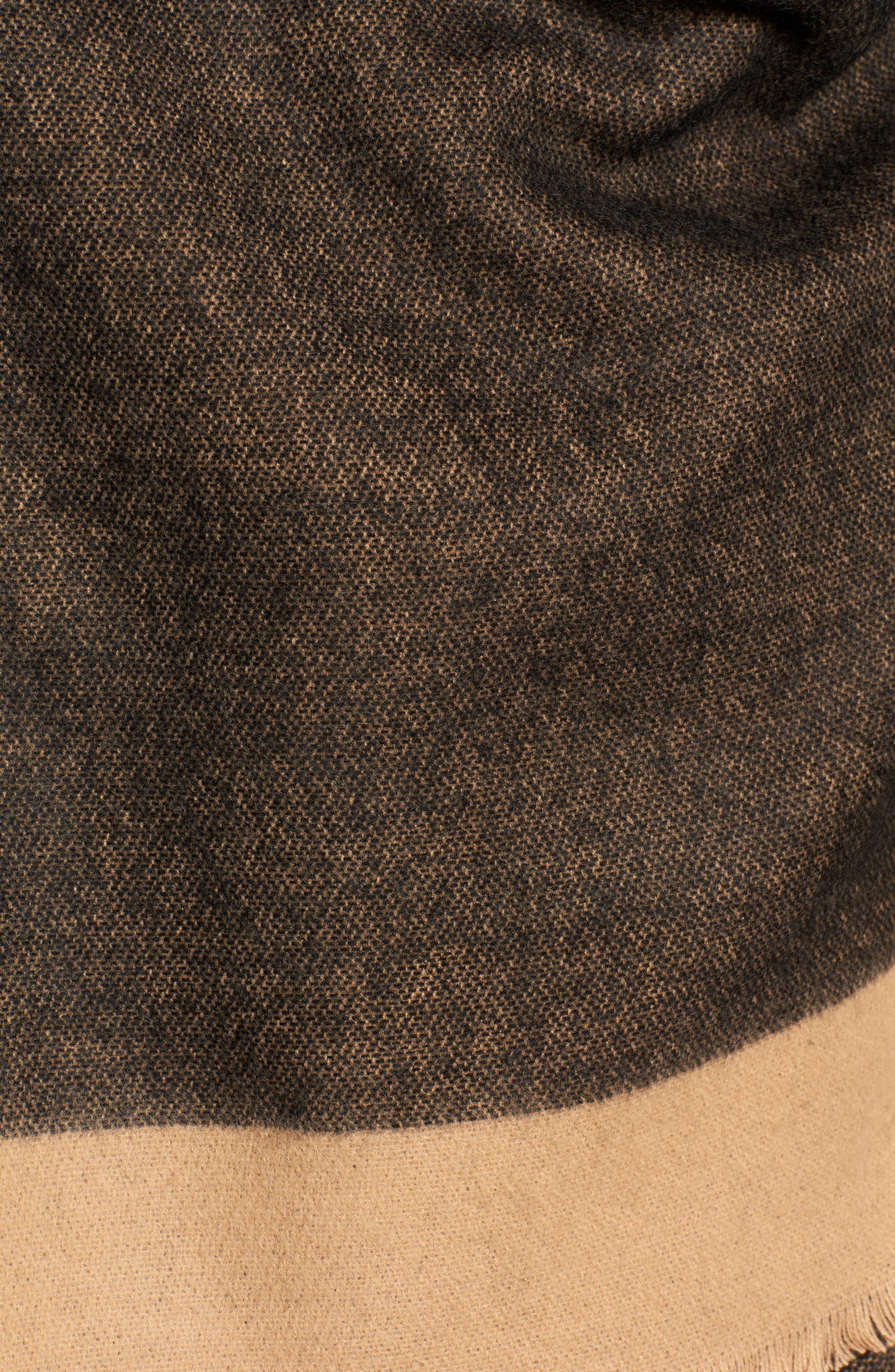 Alternate Image 5  - Caslon® Stripe Capelet