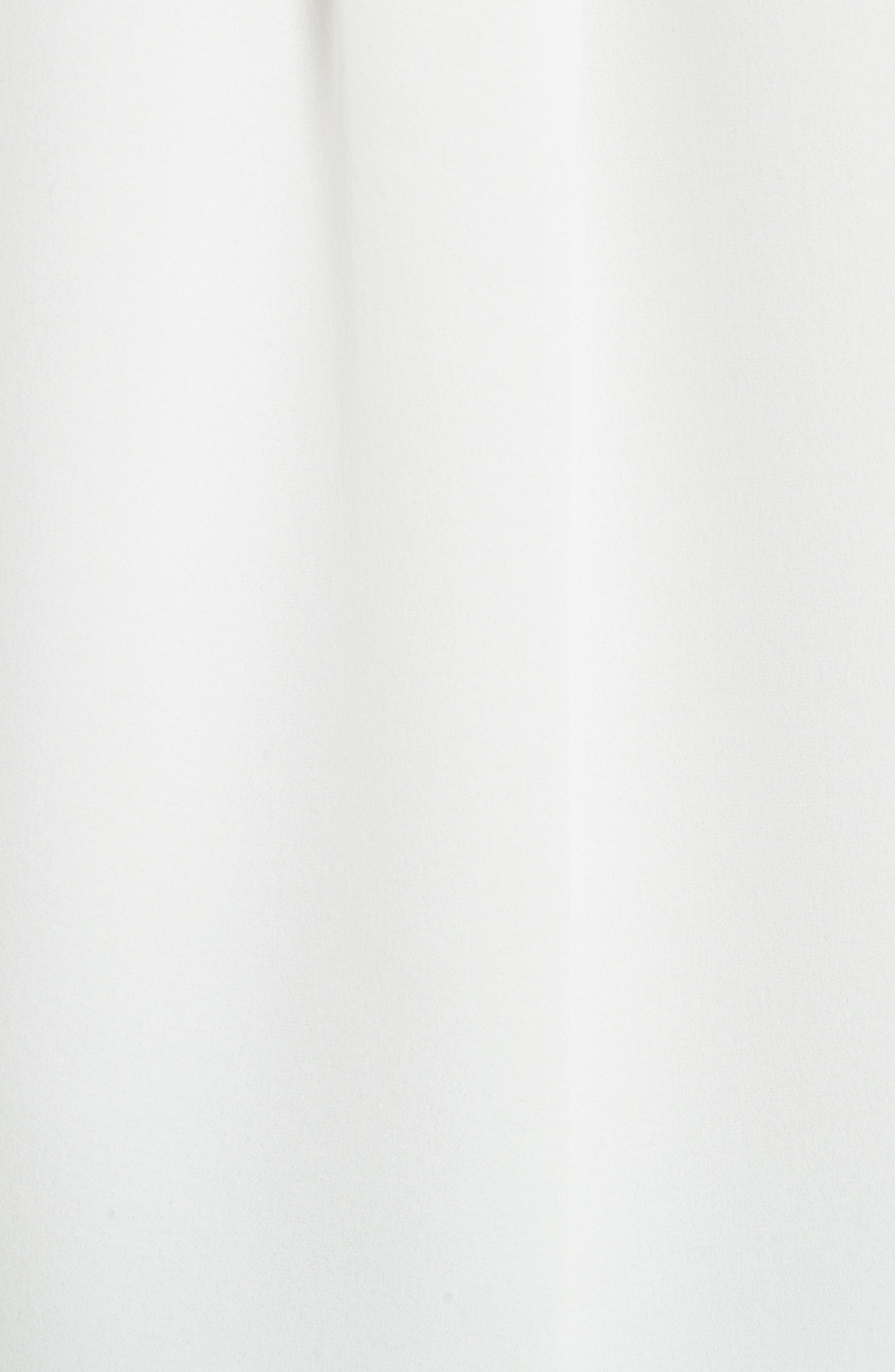 Alternate Image 5  - Diane von Furstenberg Stretch Silk V-Neck Blouse