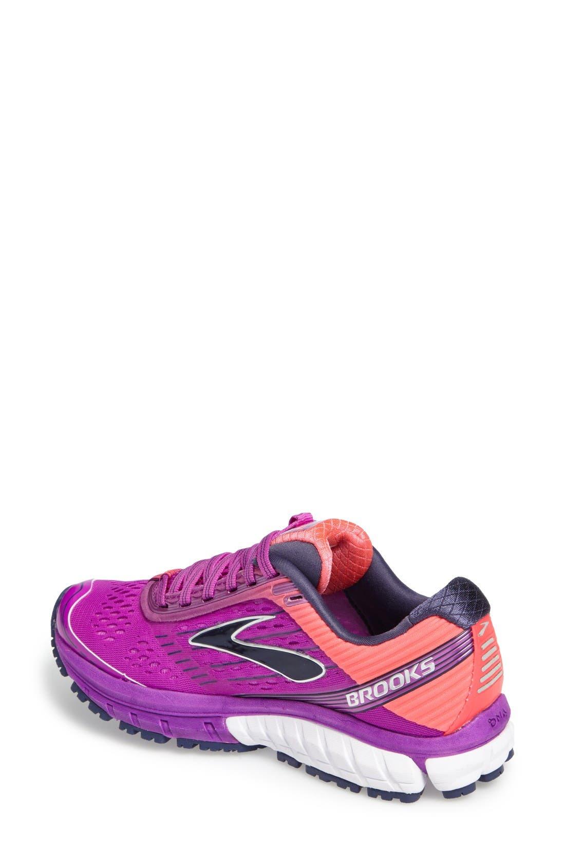 Alternate Image 2  - Brooks 'Ghost 9' Running Shoe (Women)