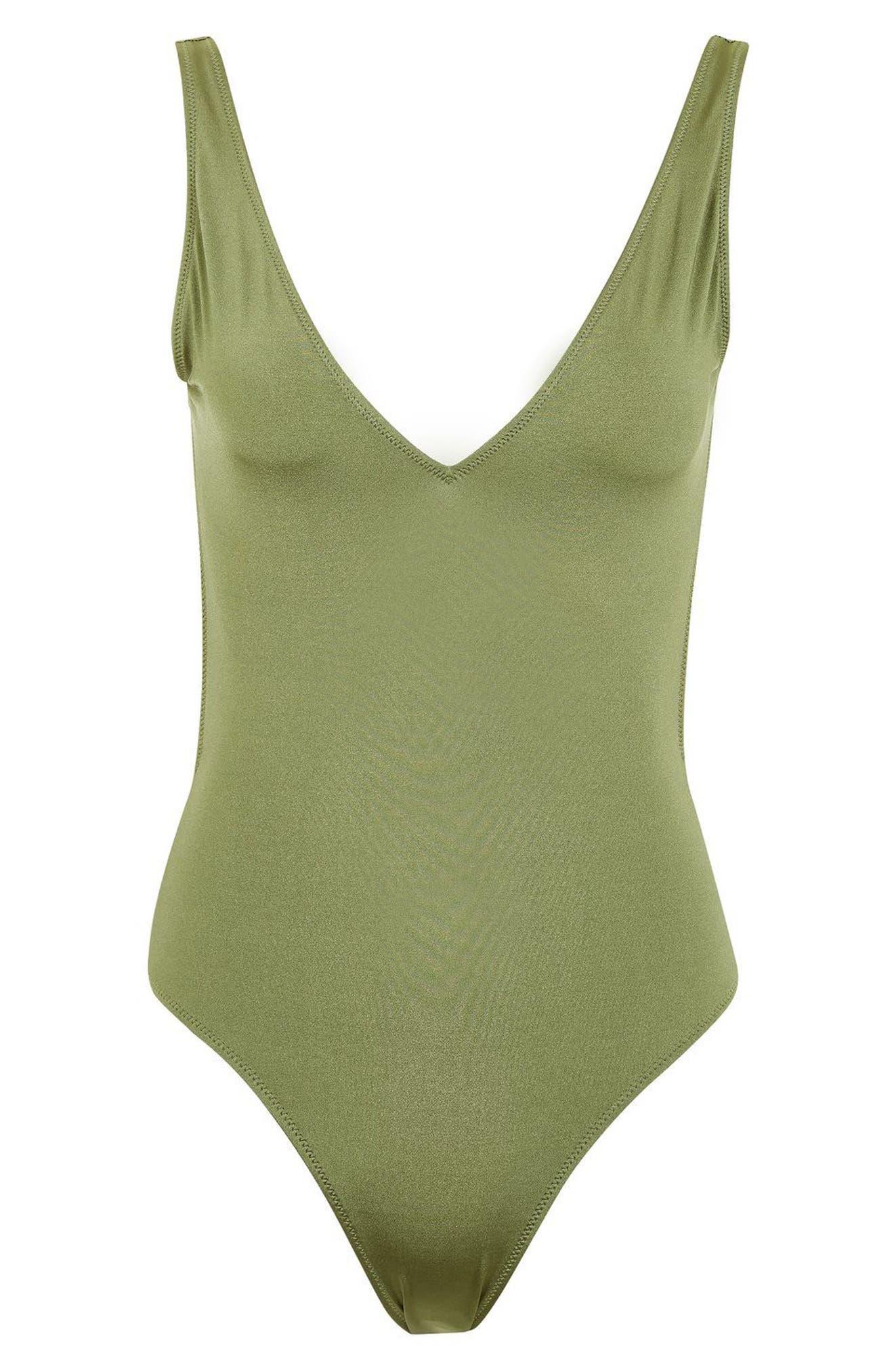 Topshop Pamela One-Piece Swimsuit