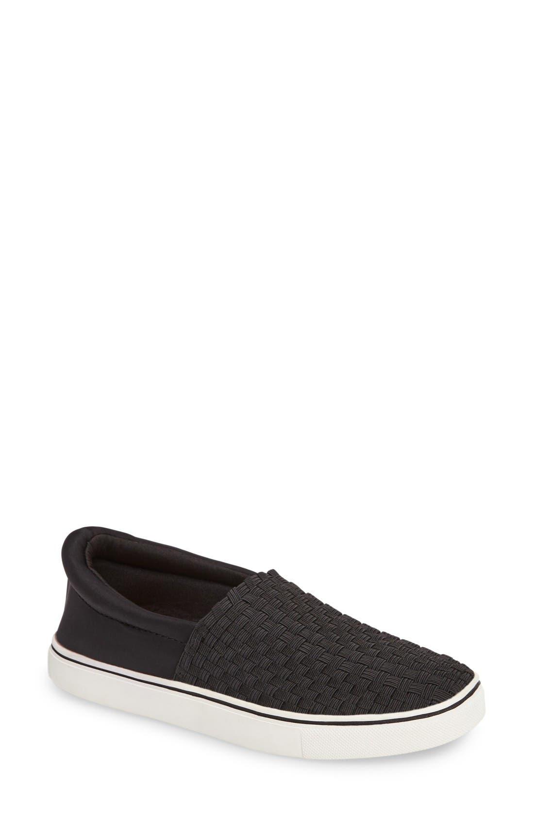 BERNIE MEV. Ofelia Woven Elastic Sneaker