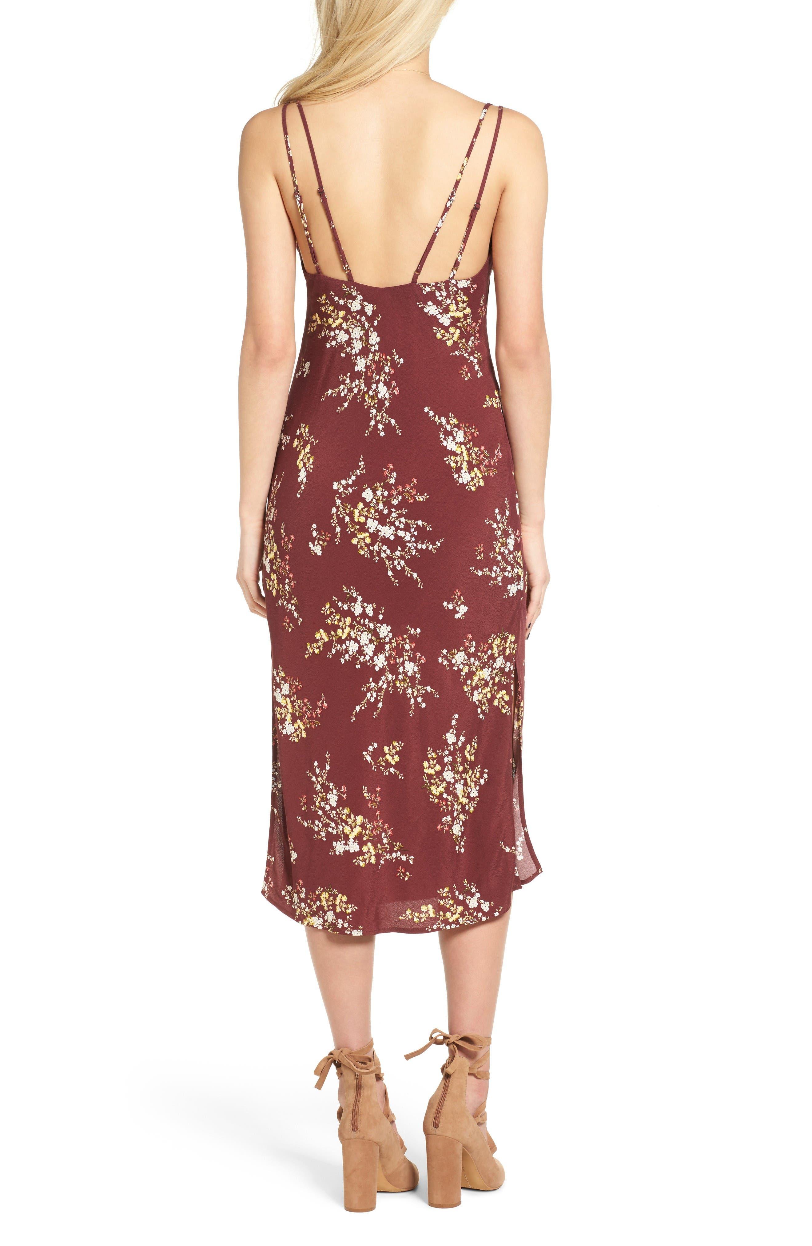 Alternate Image 3  - ASTR the Label Iris Midi Dress