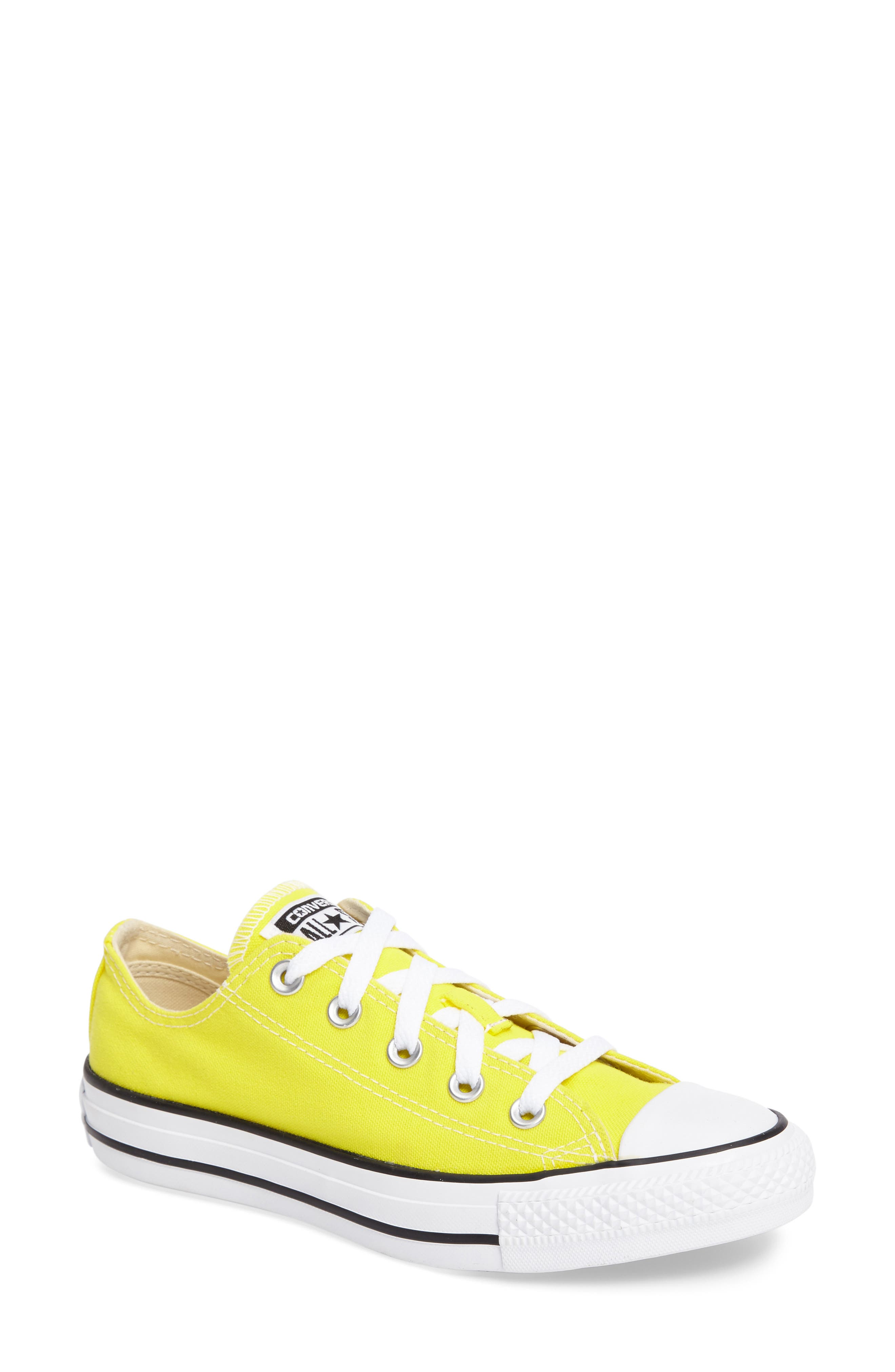 Alternate Image 1 Selected - Converse Chuck Taylor® All Star® Seasonal Ox Low Top Sneaker (Women)
