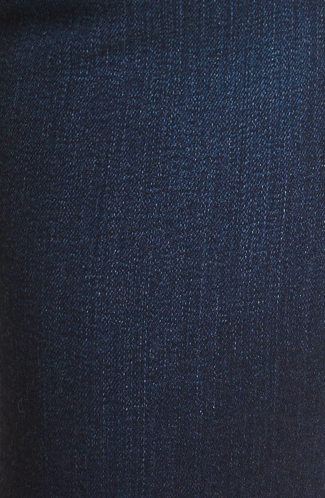 Alternate Image 5  - AG Jeans Super Skinny Stretch Jeans (Jetsetter)