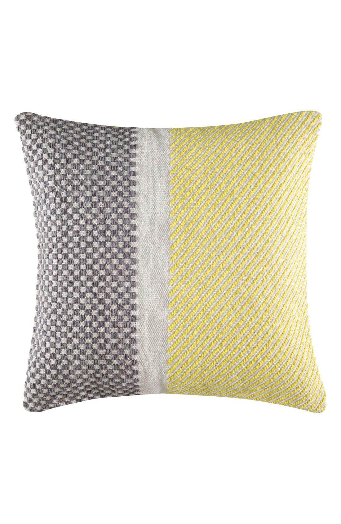 Alternate Image 1 Selected - KAS Designs Riley Jax Pillow