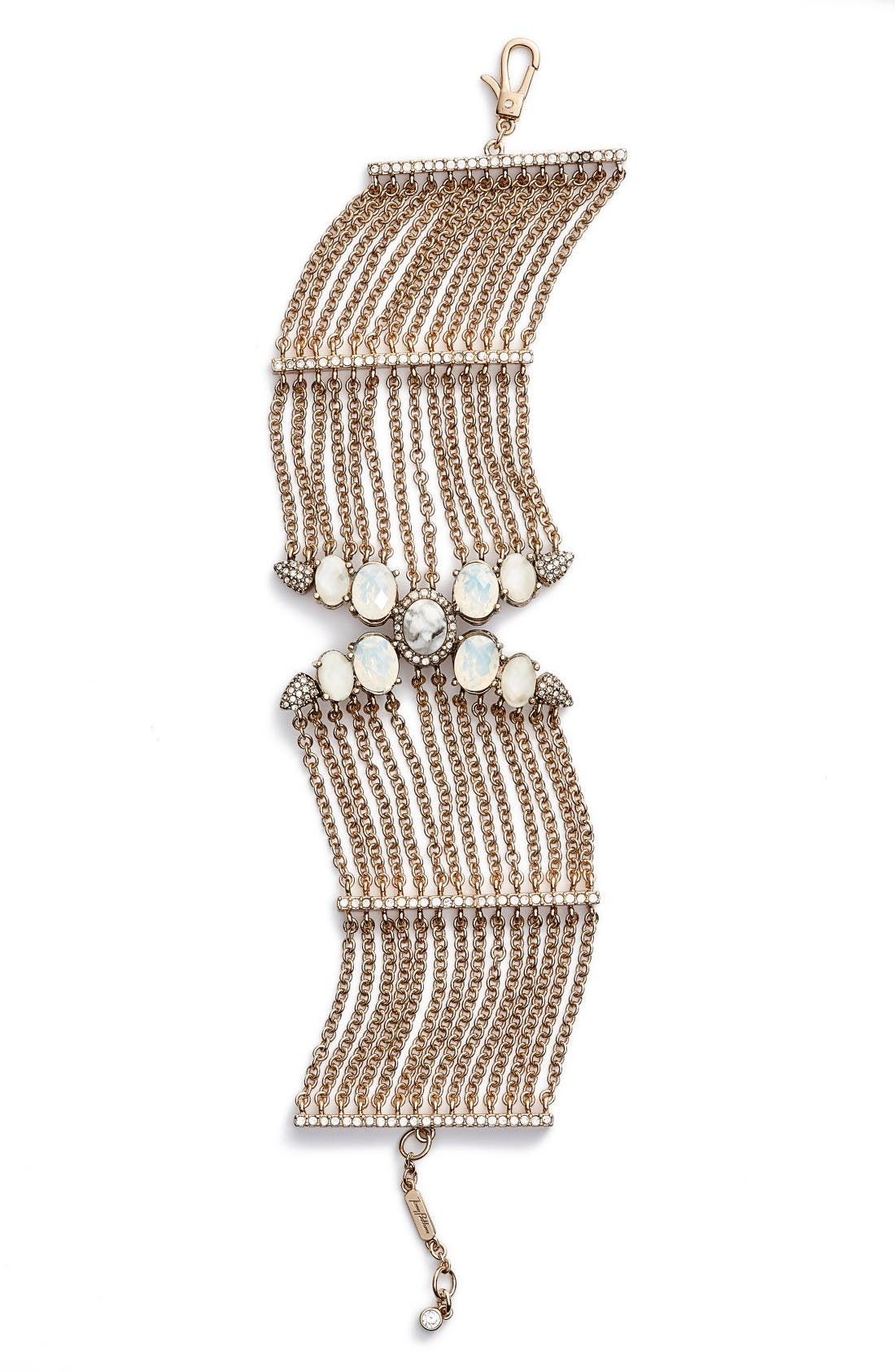 JENNY PACKHAM Wanderlust Chain Bracelet