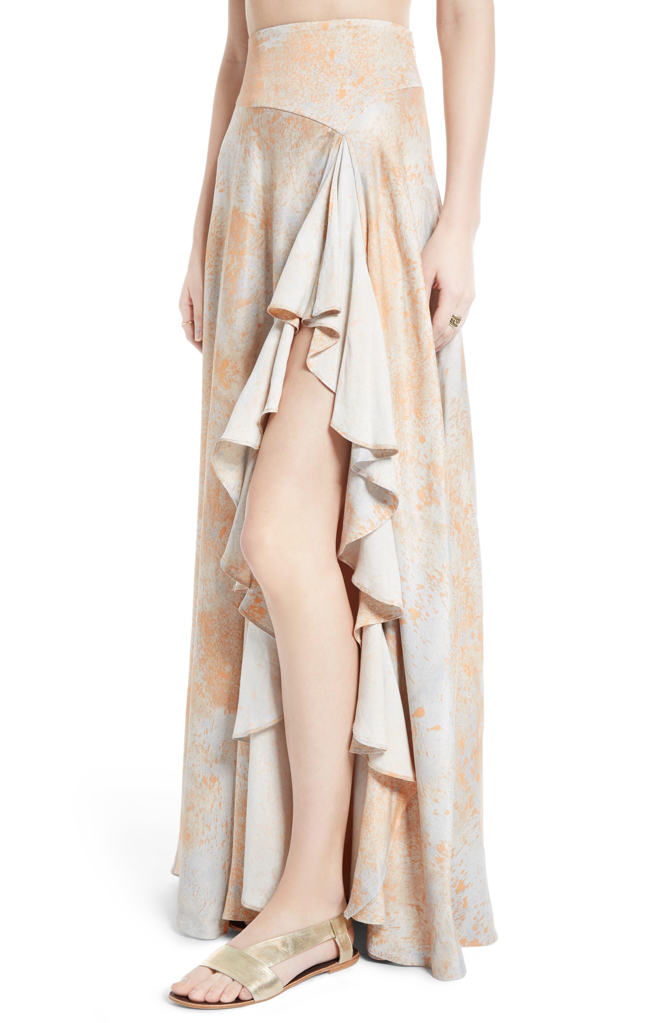 Alternate Image 4  - Free People Gardenia Two-Piece Maxi Dress