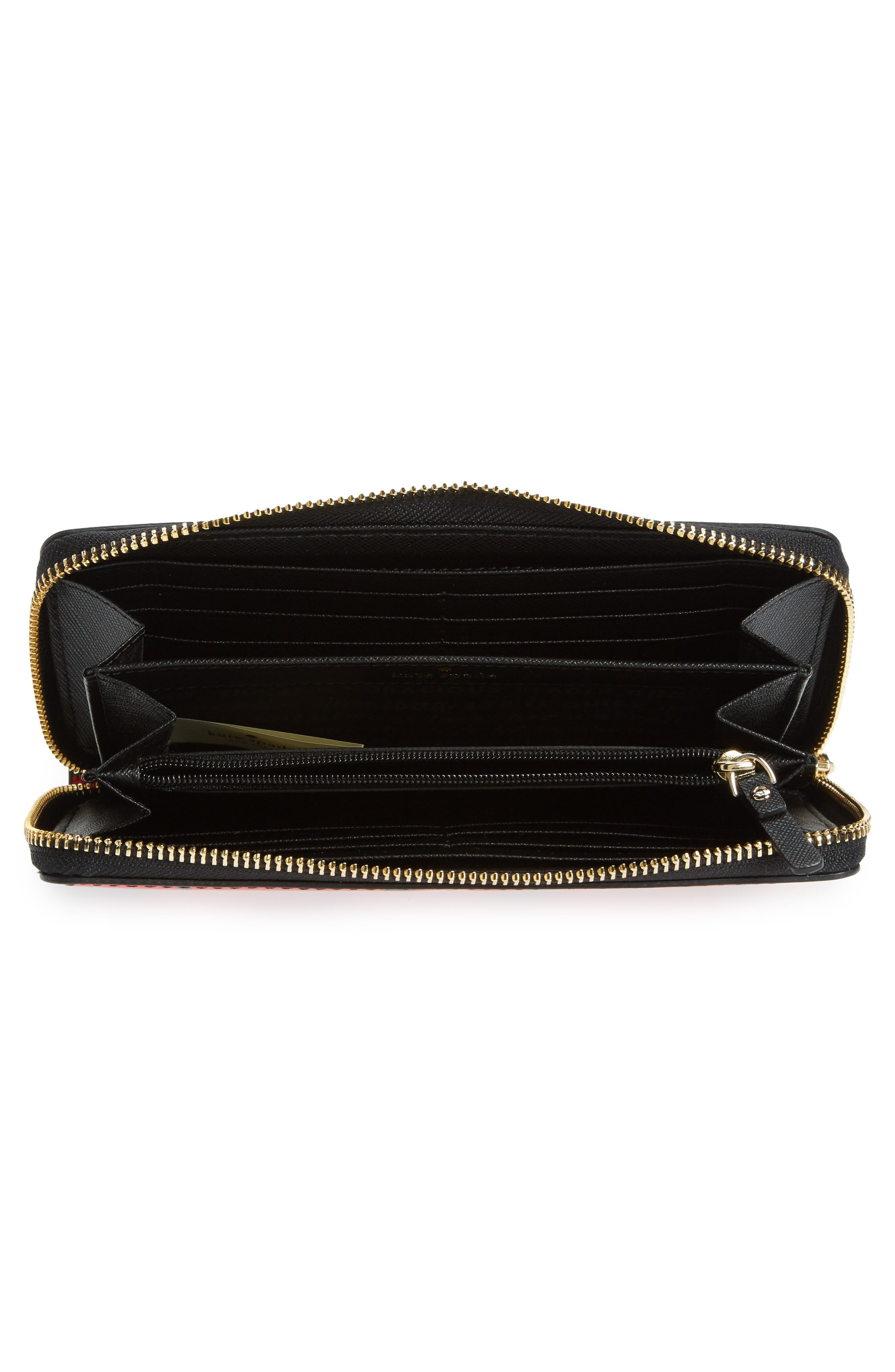 Alternate Image 2  - kate spade new york be mine lacey wallet