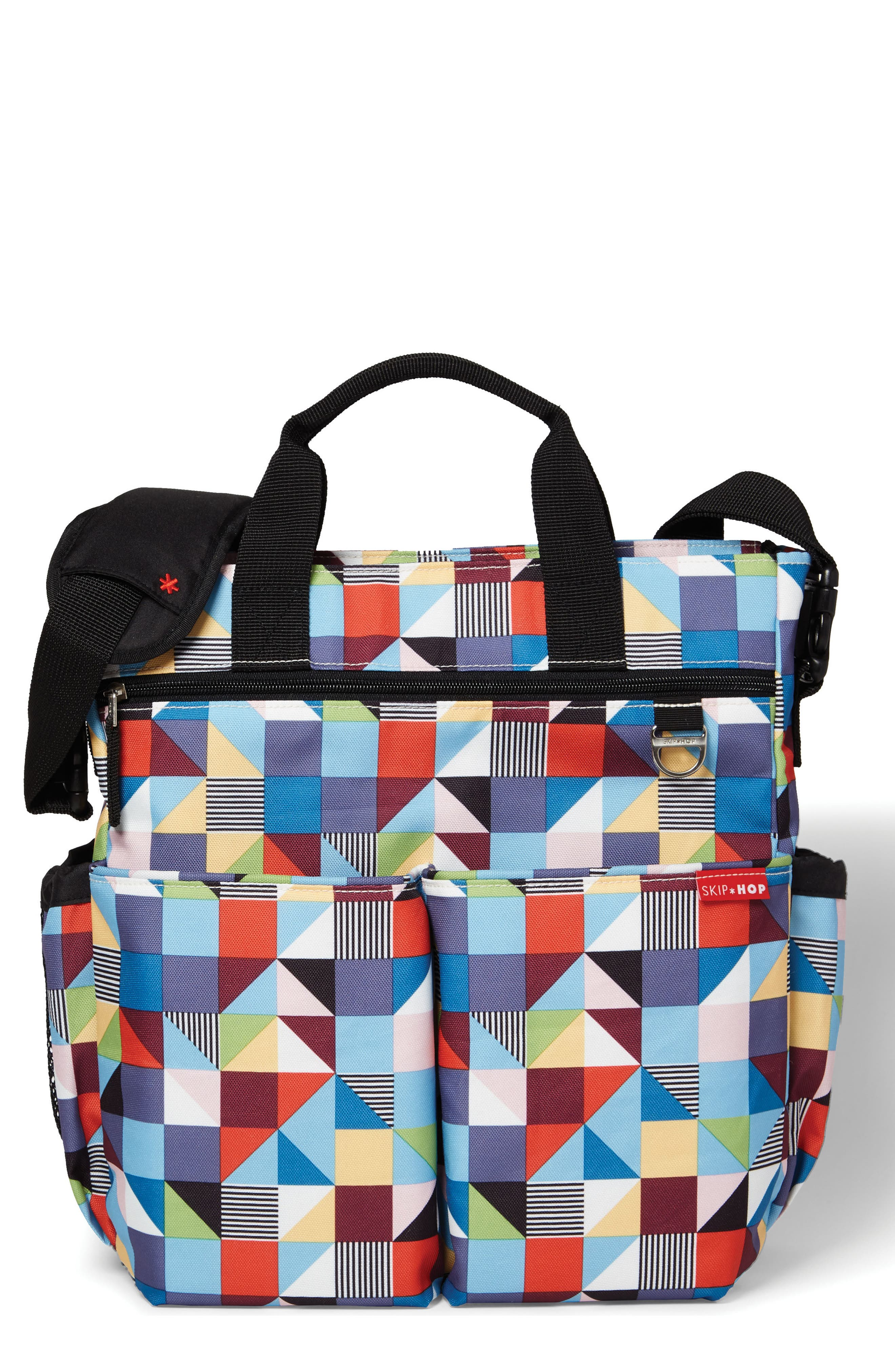 Skip Hop 'Duo Signature' Diaper Bag