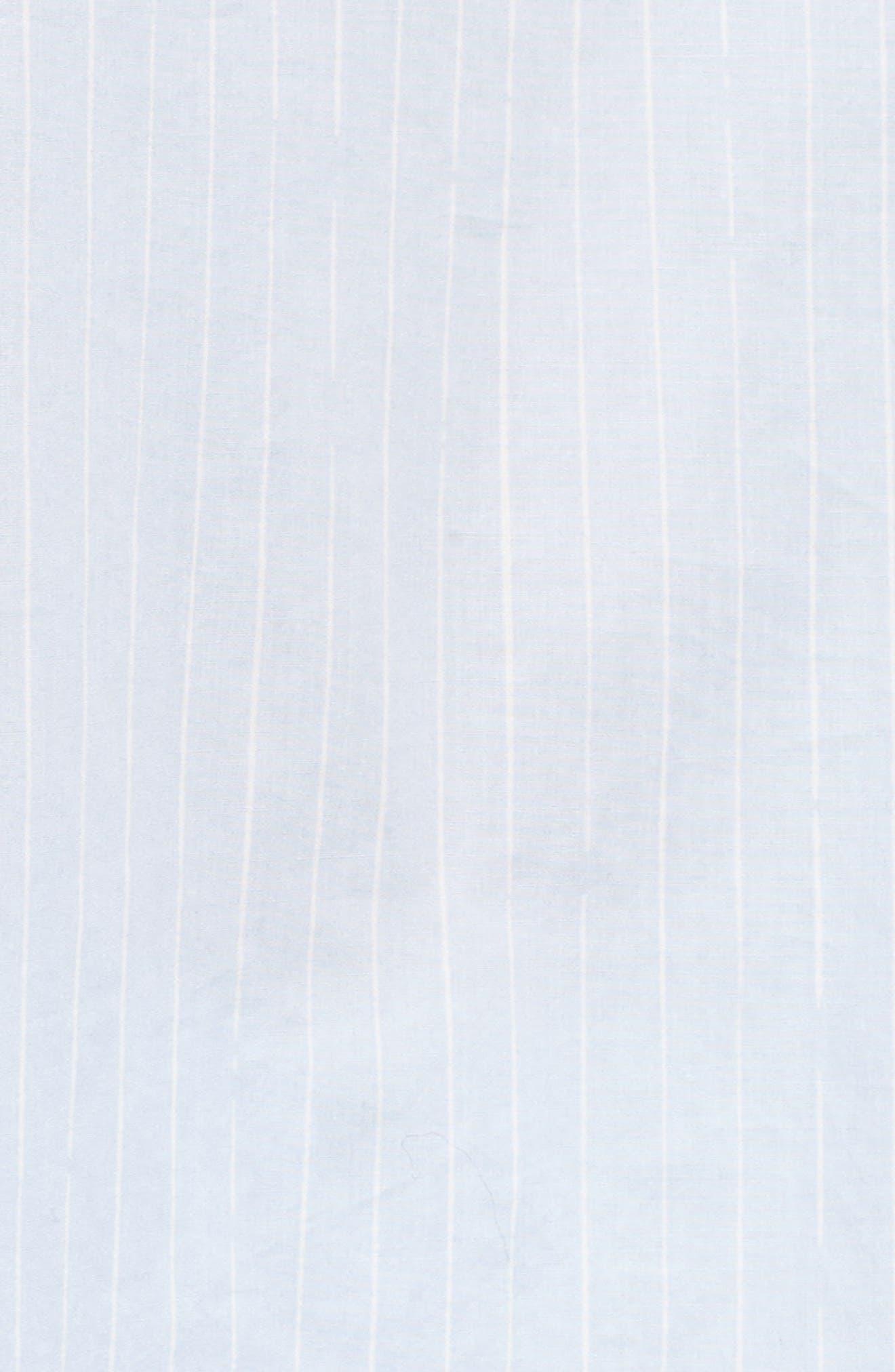 Alternate Image 6  - Halogen® Tie Sleeve Off the Shoulder Top (Regular & Petite)