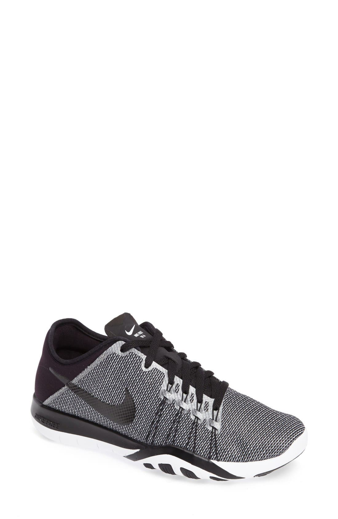 Alternate Image 1 Selected - Nike Free TR Fit 6 Training Shoe (Women)