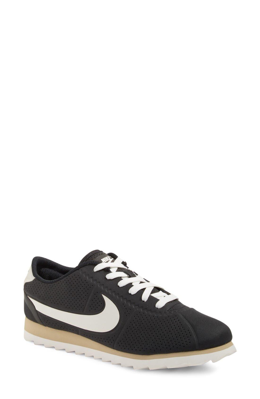 Alternate Image 1 Selected - Nike 'Cortez Ultra Moire' Sneaker (Women)