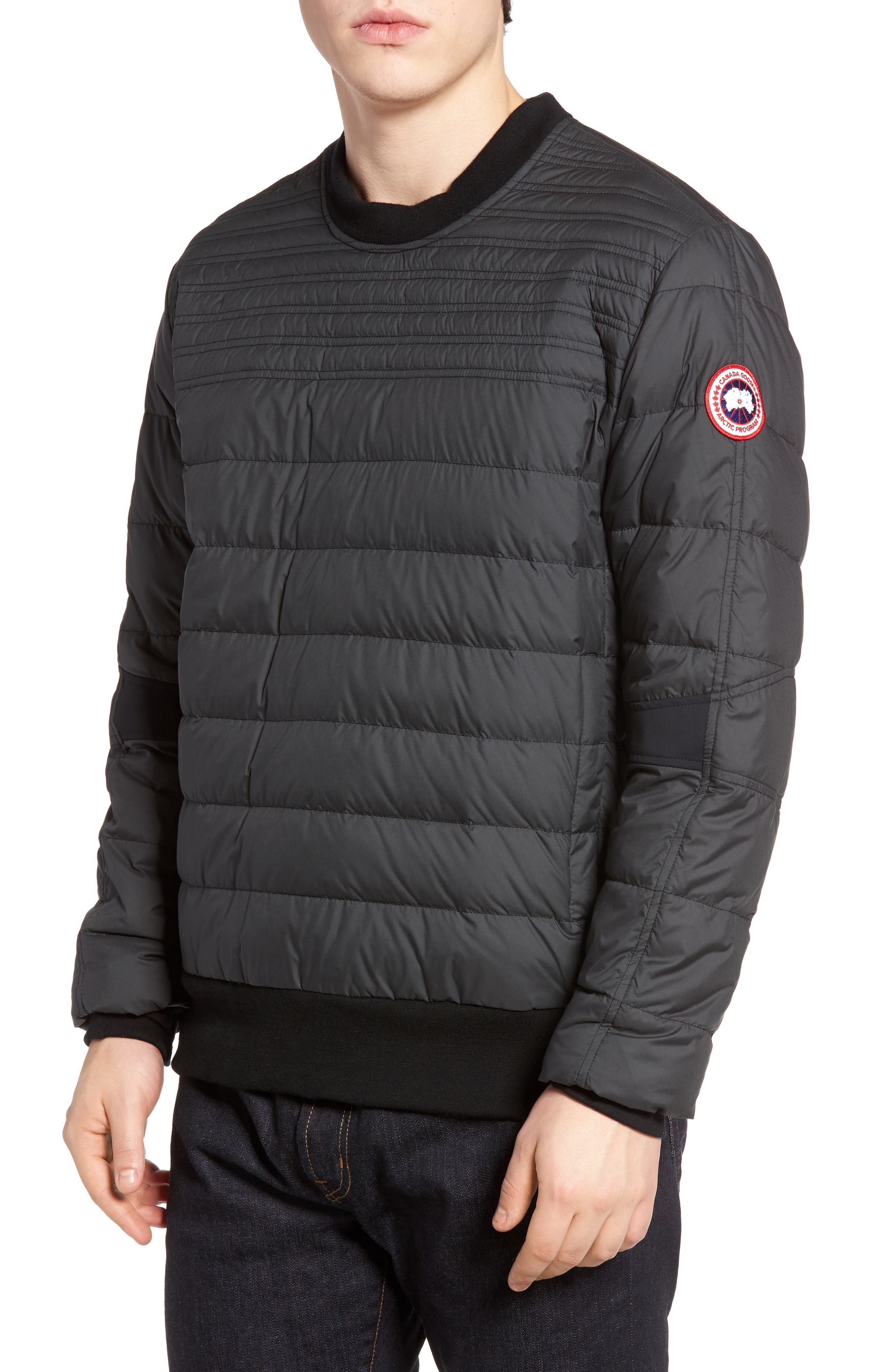 CANADA GOOSE Albanny Regular Fit Water Resistant Down
