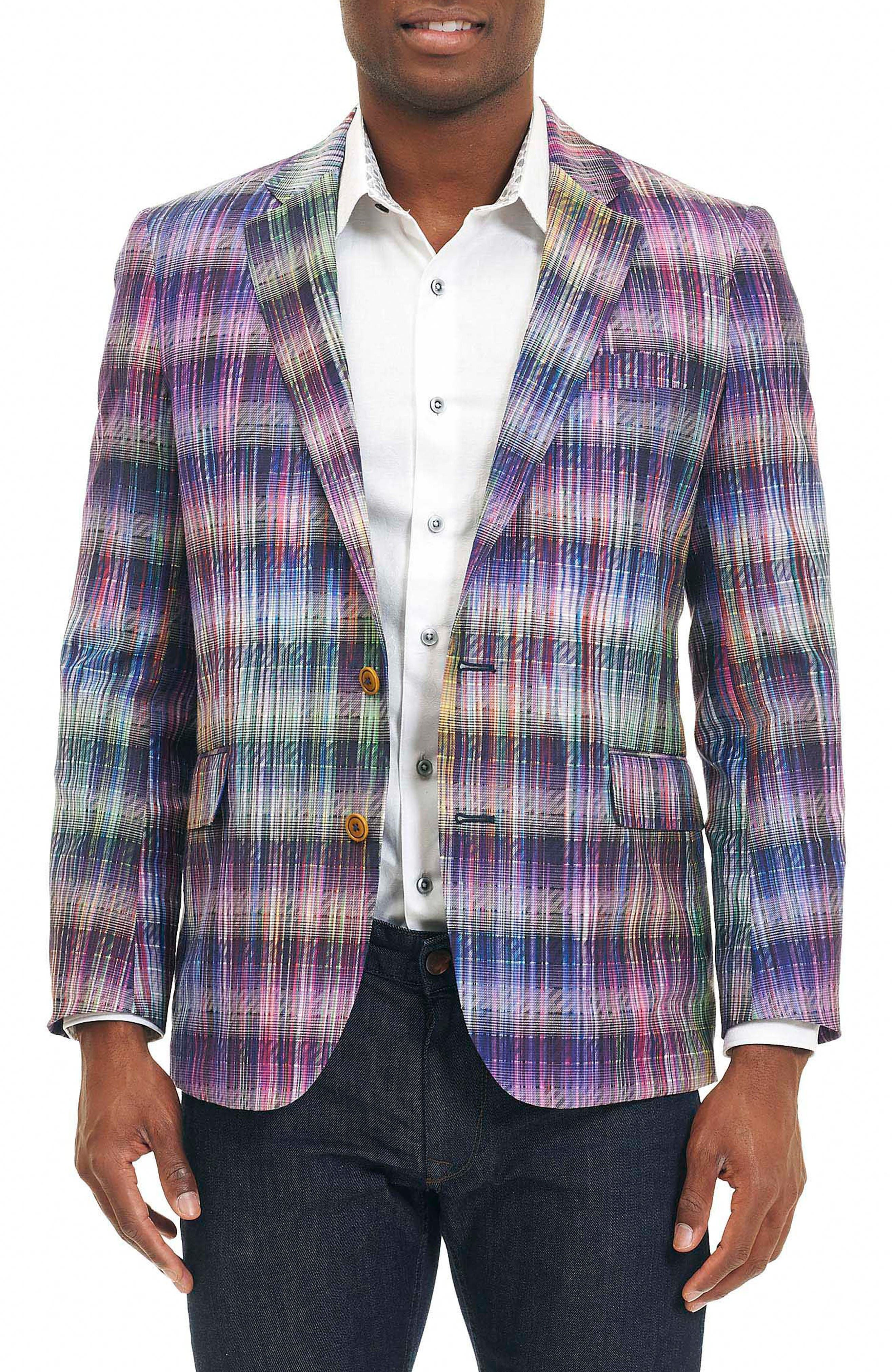 Robert Graham Sunderbans Sport Coat (Regular & Big)
