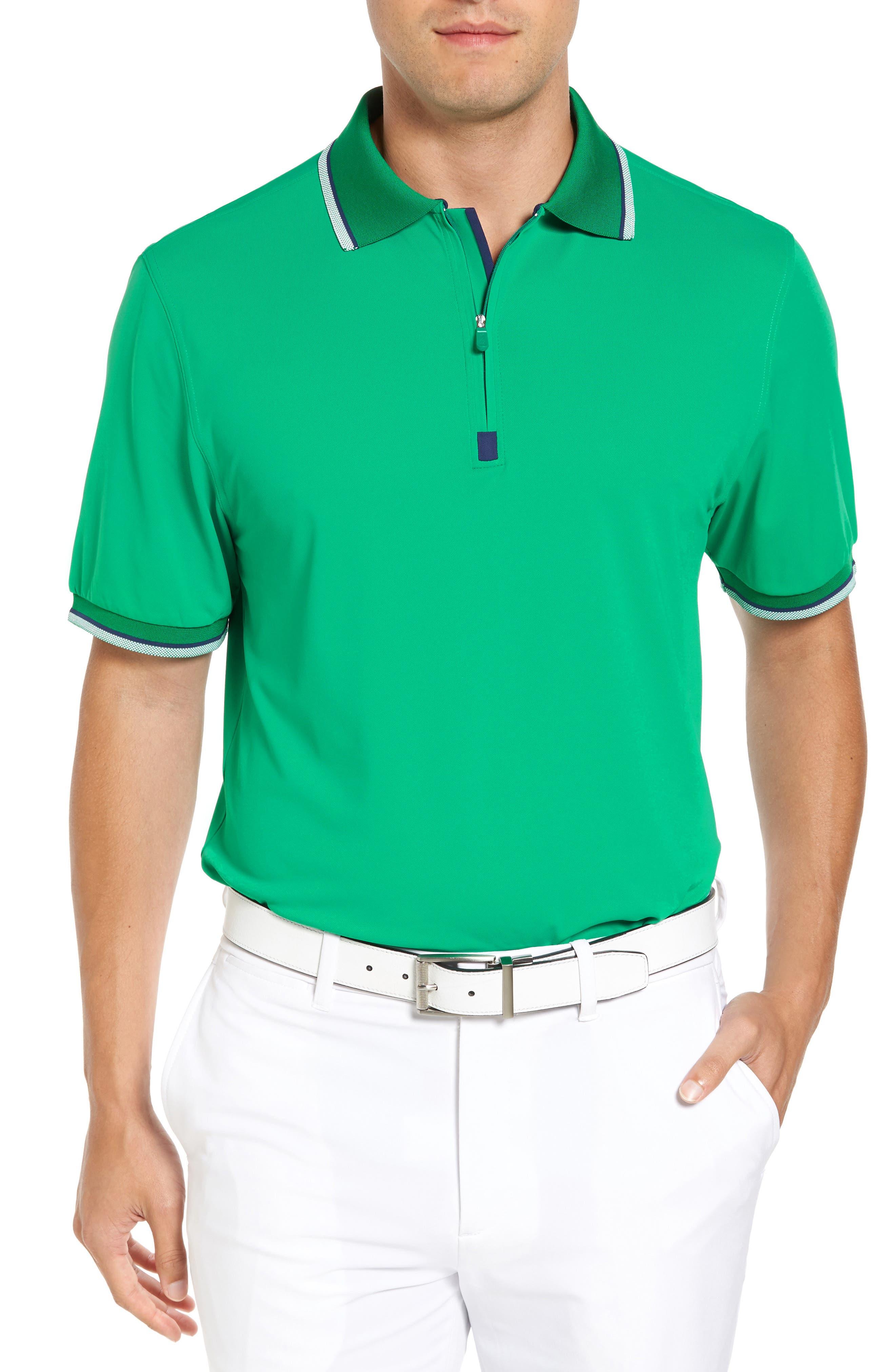 Bobby Jones XH20 Solid Stretch Golf Polo