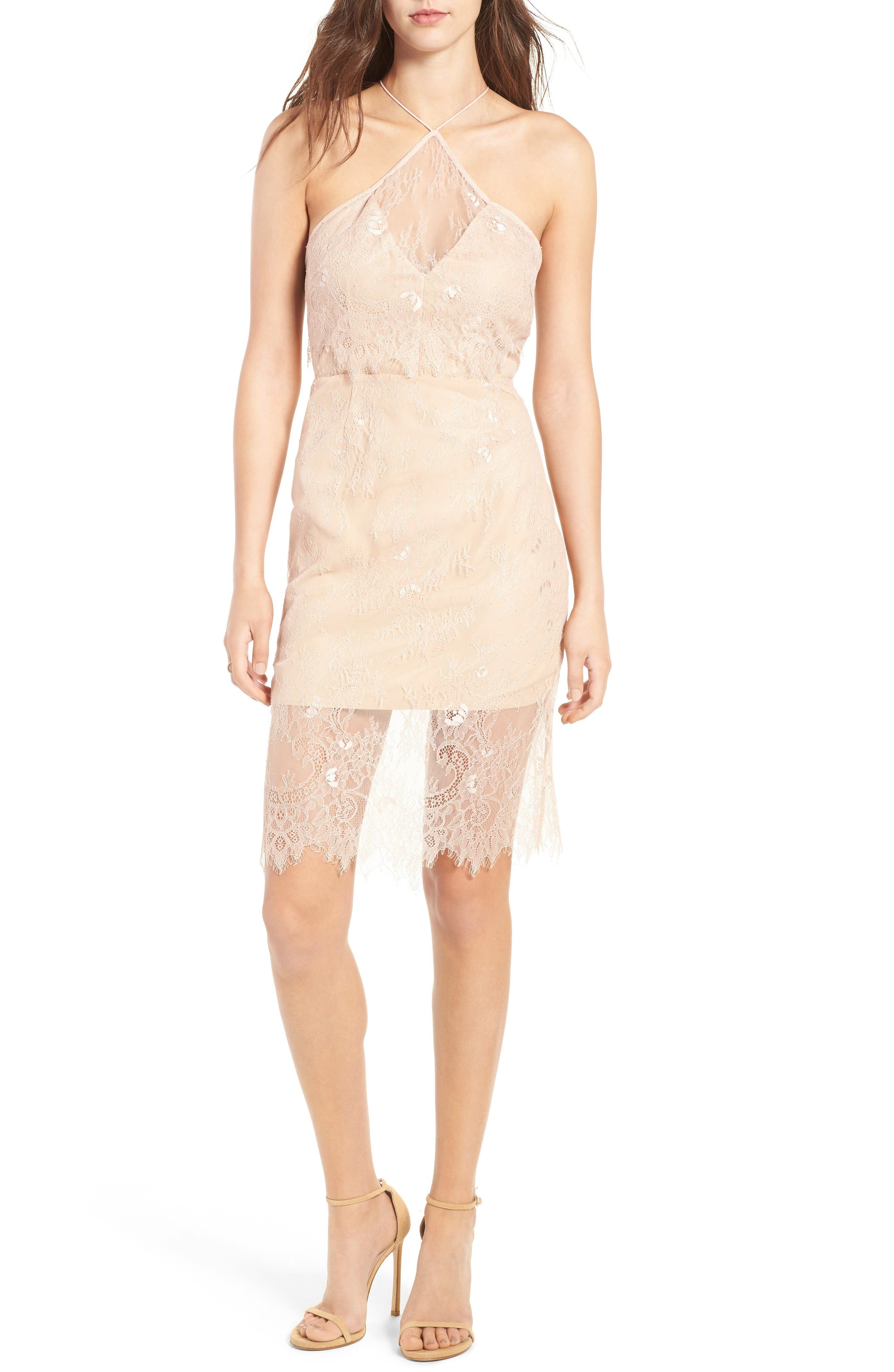 Alternate Image 1 Selected - Keepsake the Label Great Love Lace Dress