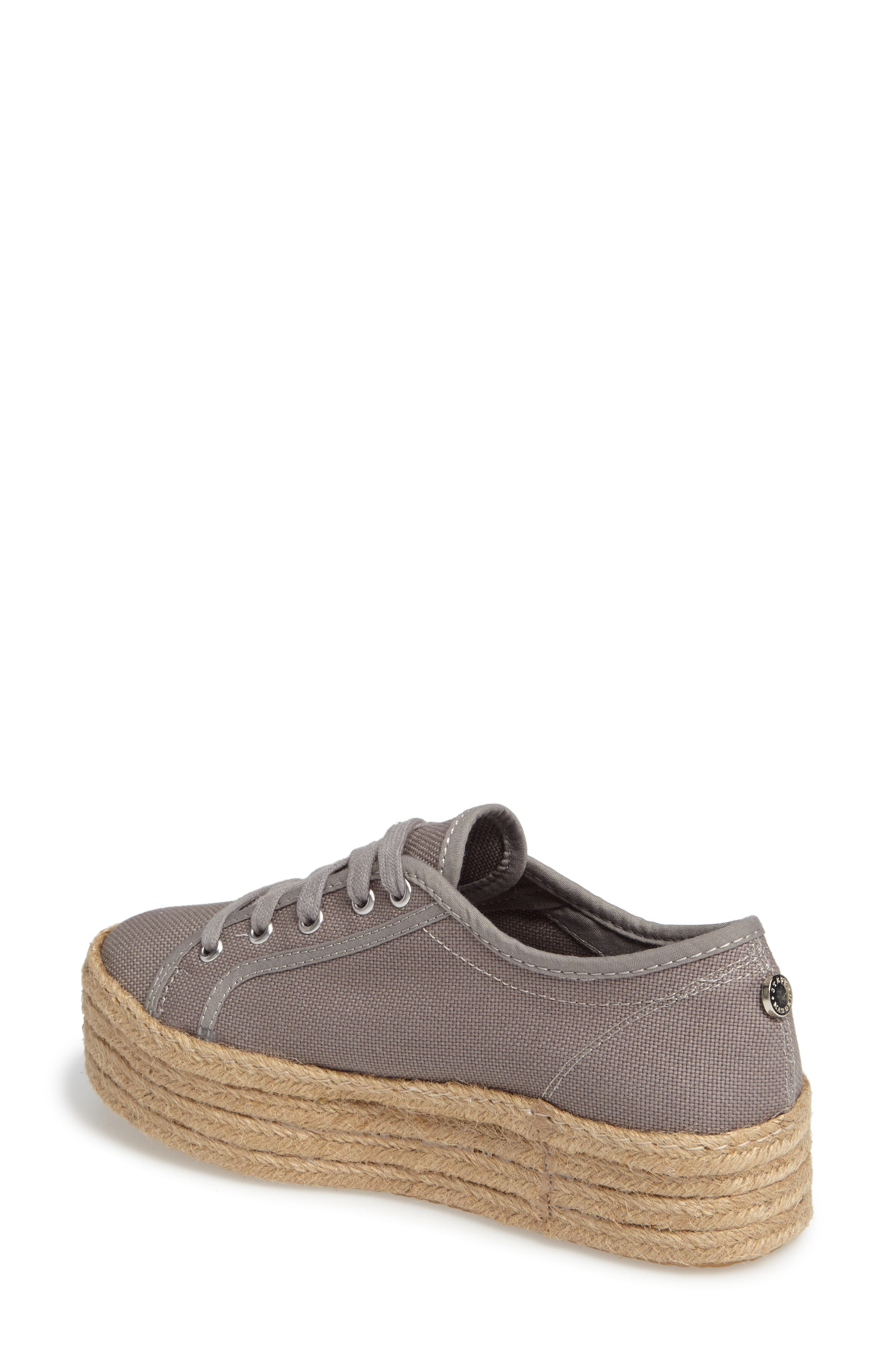 Alternate Image 2  - Steve Madden Hampton Platform Sneaker (Women)