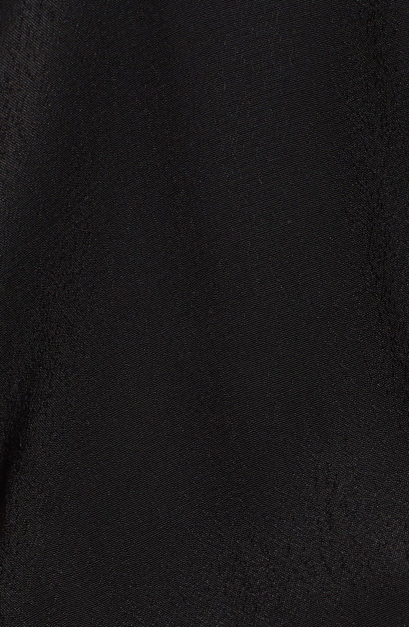 Alternate Image 5  - Fraiche by J Cold Shoulder Jumpsuit