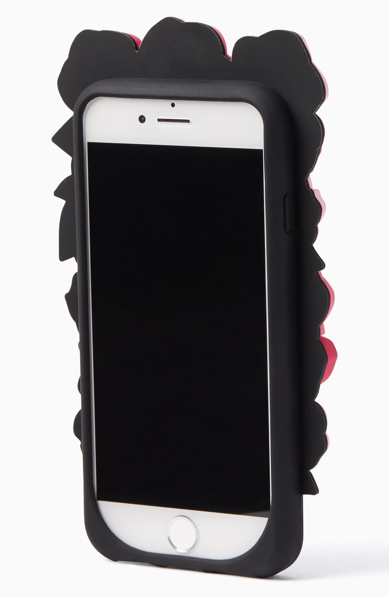 Alternate Image 2  - kate spade new york roses iPhone 7 case