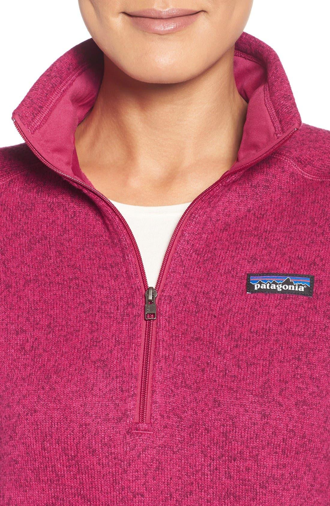 Alternate Image 4  - Patagonia 'Better Sweater' Zip Pullover