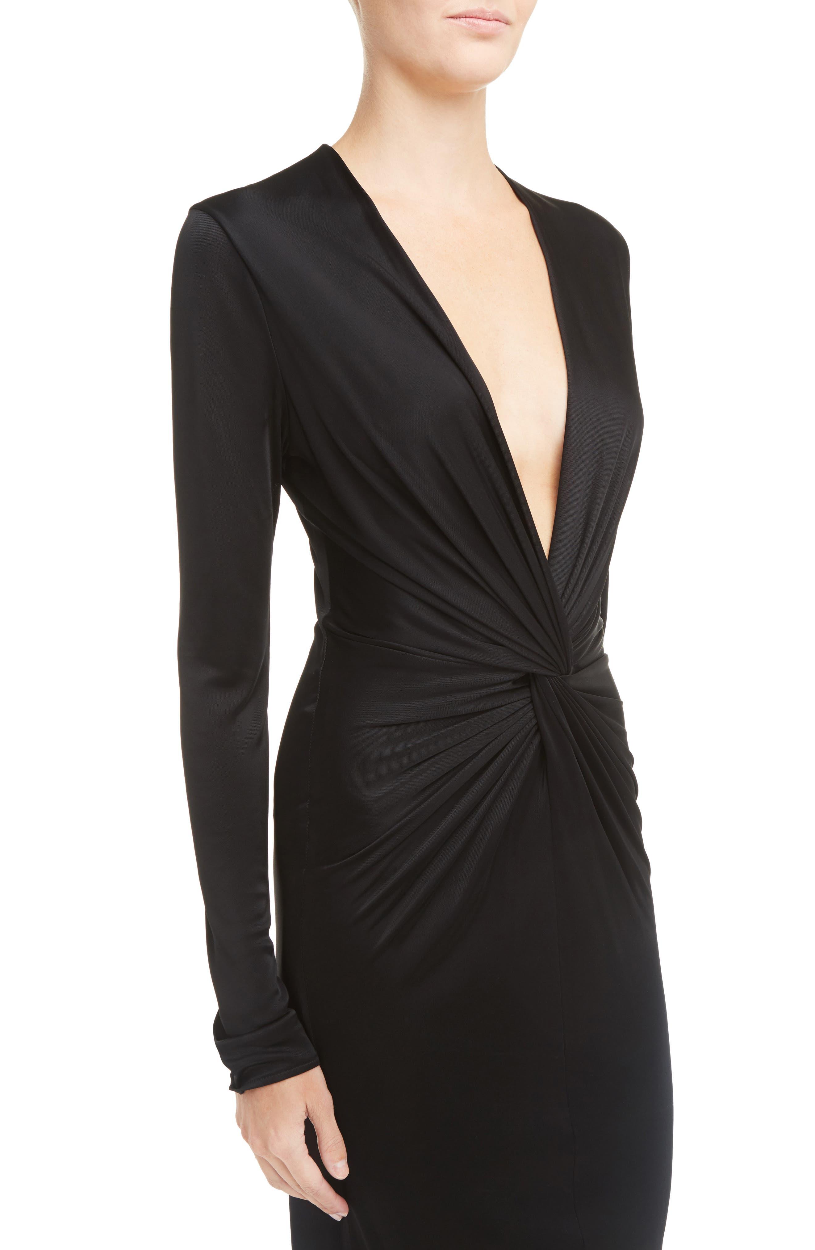 Alternate Image 5  - Lanvin Jersey Twist Front Dress