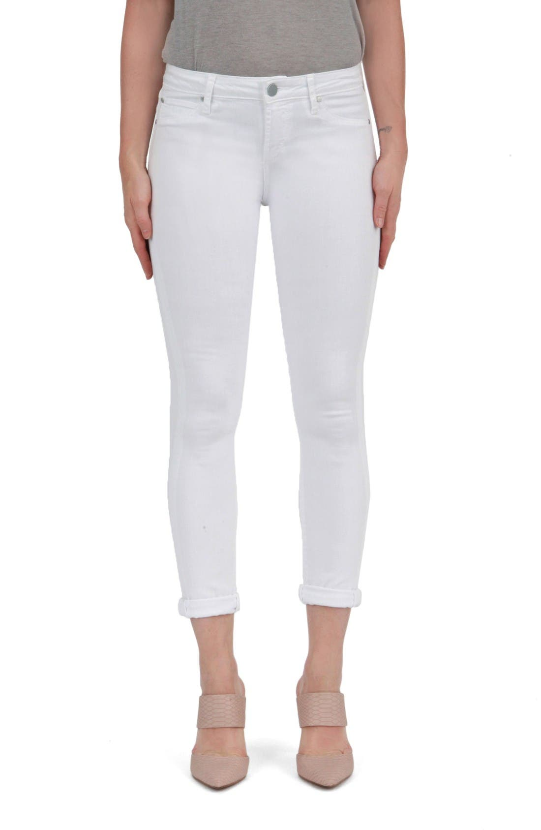 Articles of Society Karen Crop Skinny Jeans