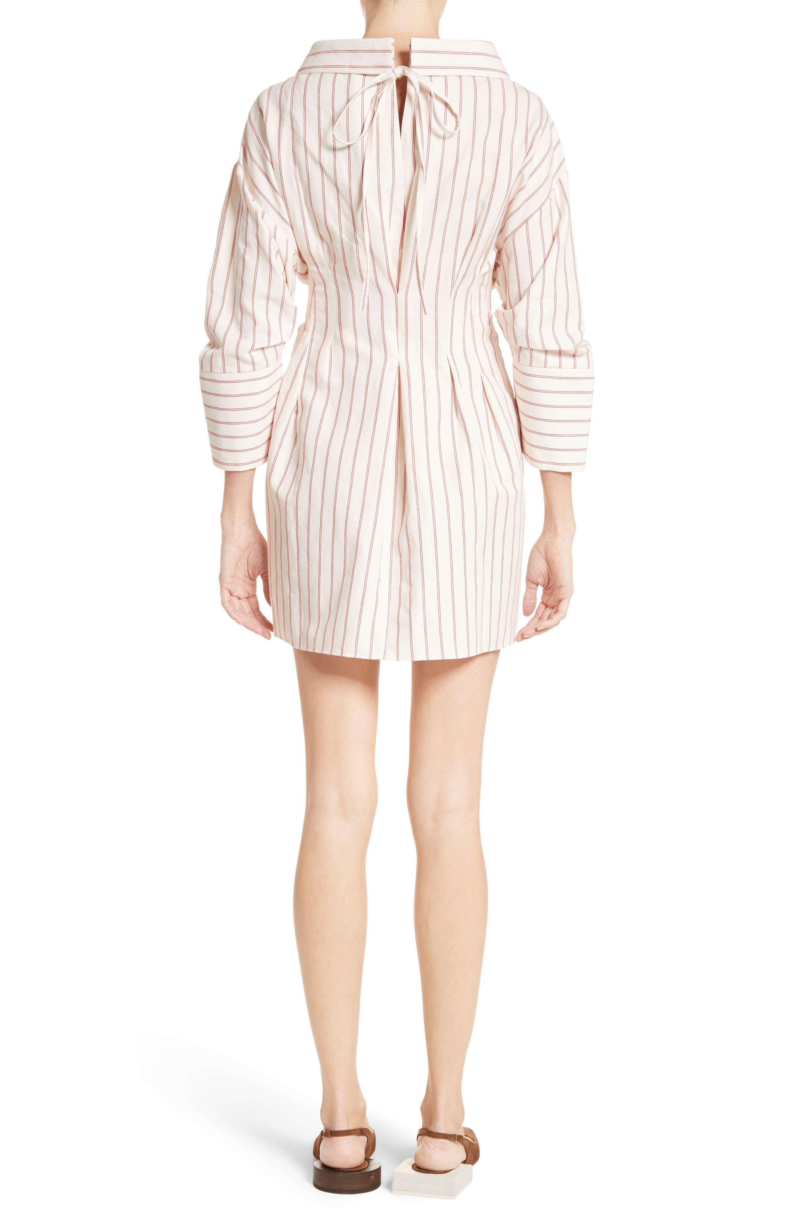 Alternate Image 2  - Jacquemus Arlesienne Shirtdress