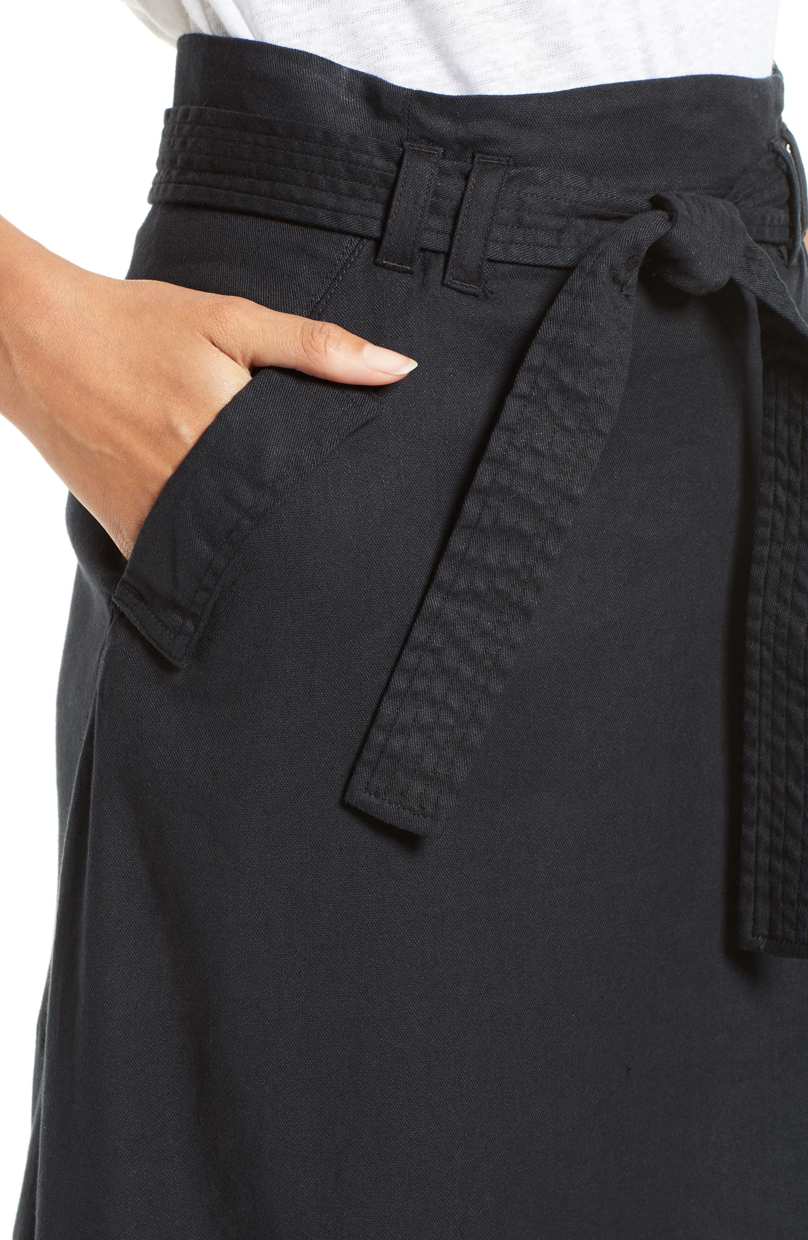 Alternate Image 4  - A.L.C. Midi Skirt