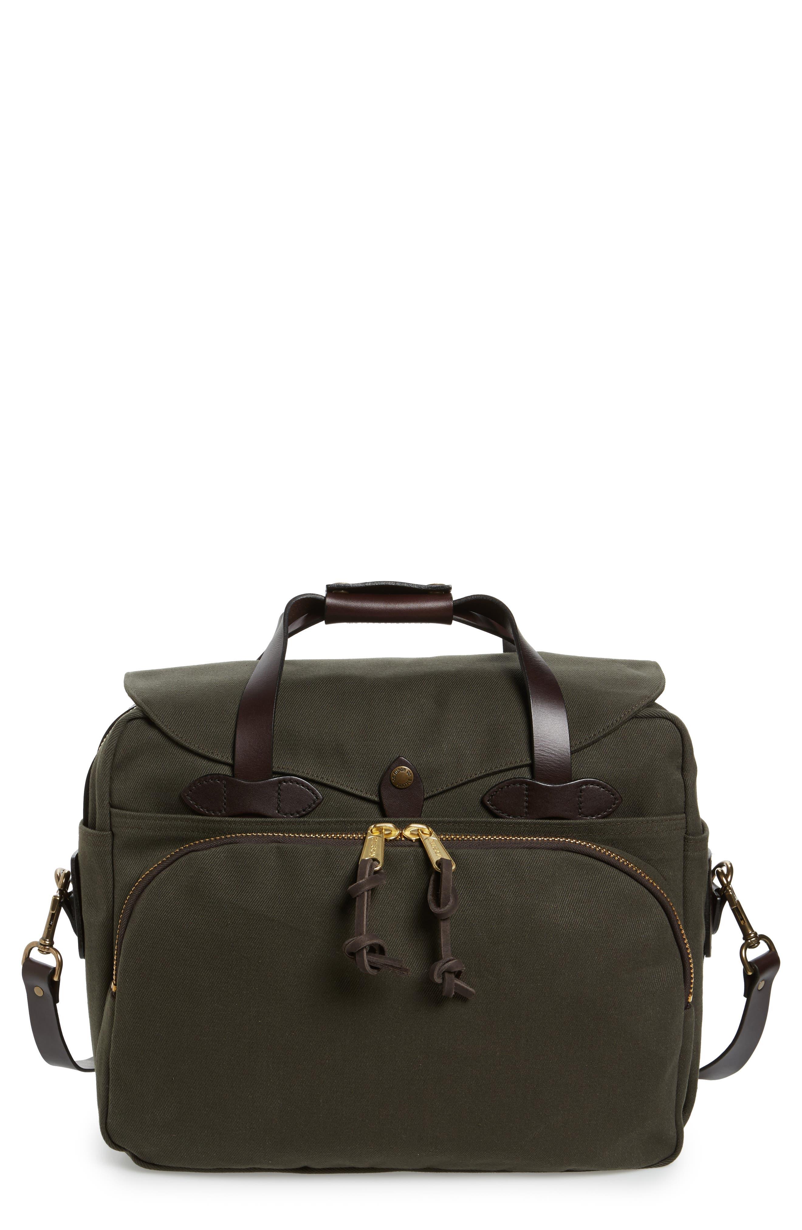 Alternate Image 1 Selected - Filson Padded Laptop Bag