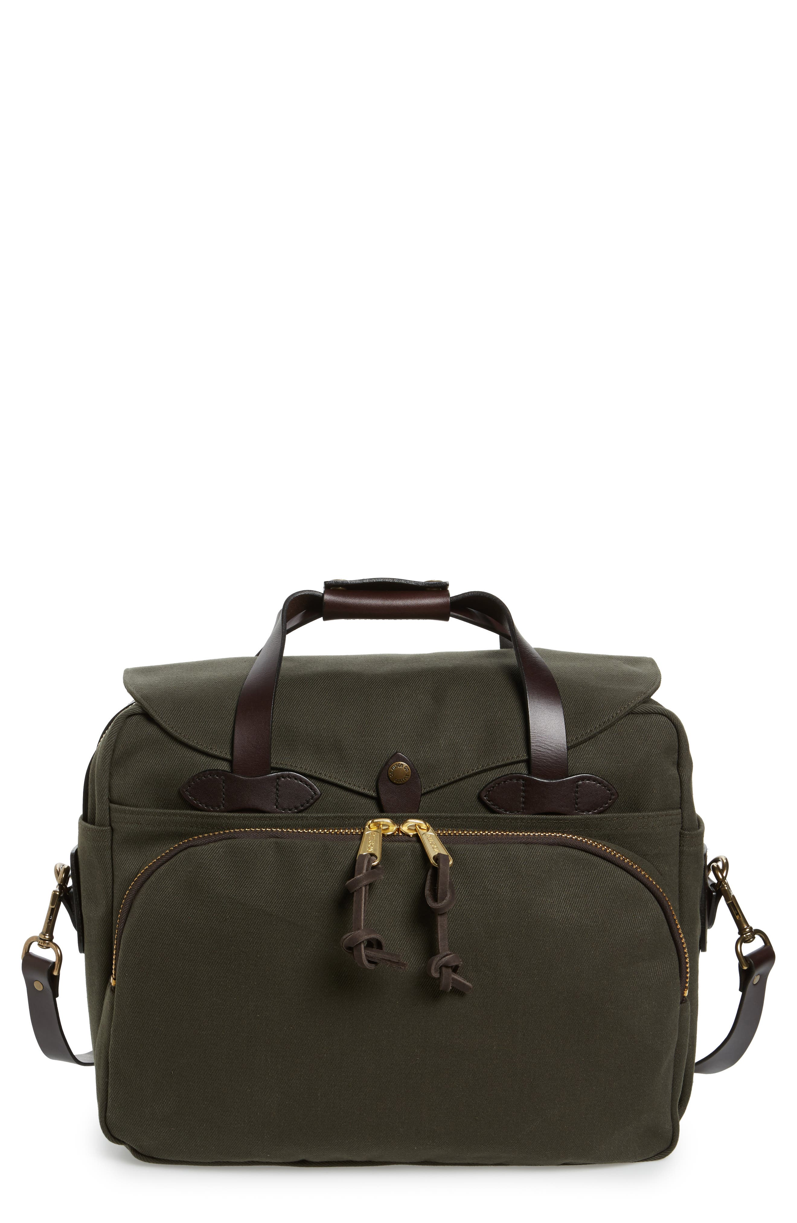 Main Image - Filson Padded Laptop Bag