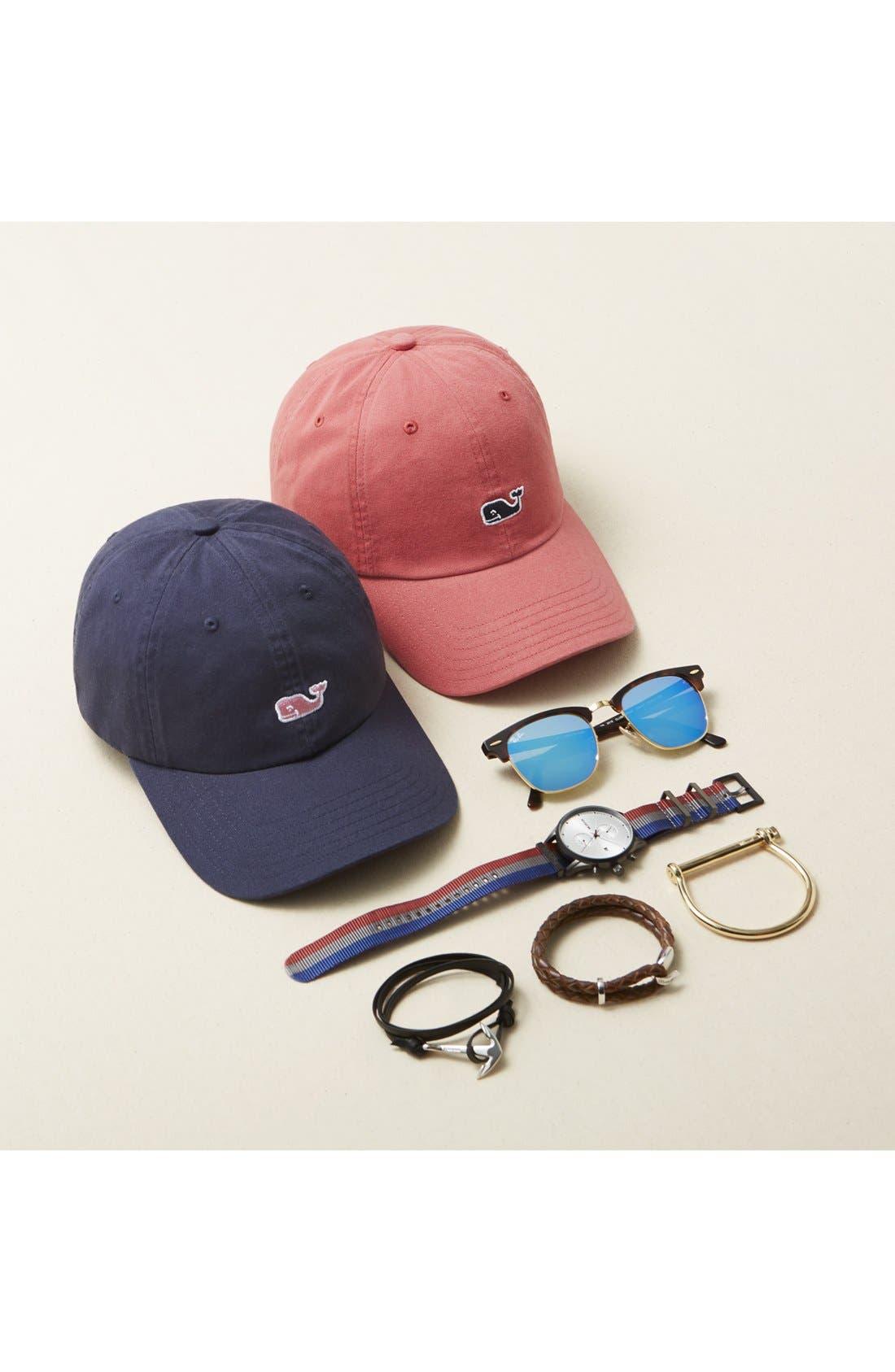 Alternate Image 5  - Ray-Ban 'Flash Clubmaster' 51mm Sunglasses