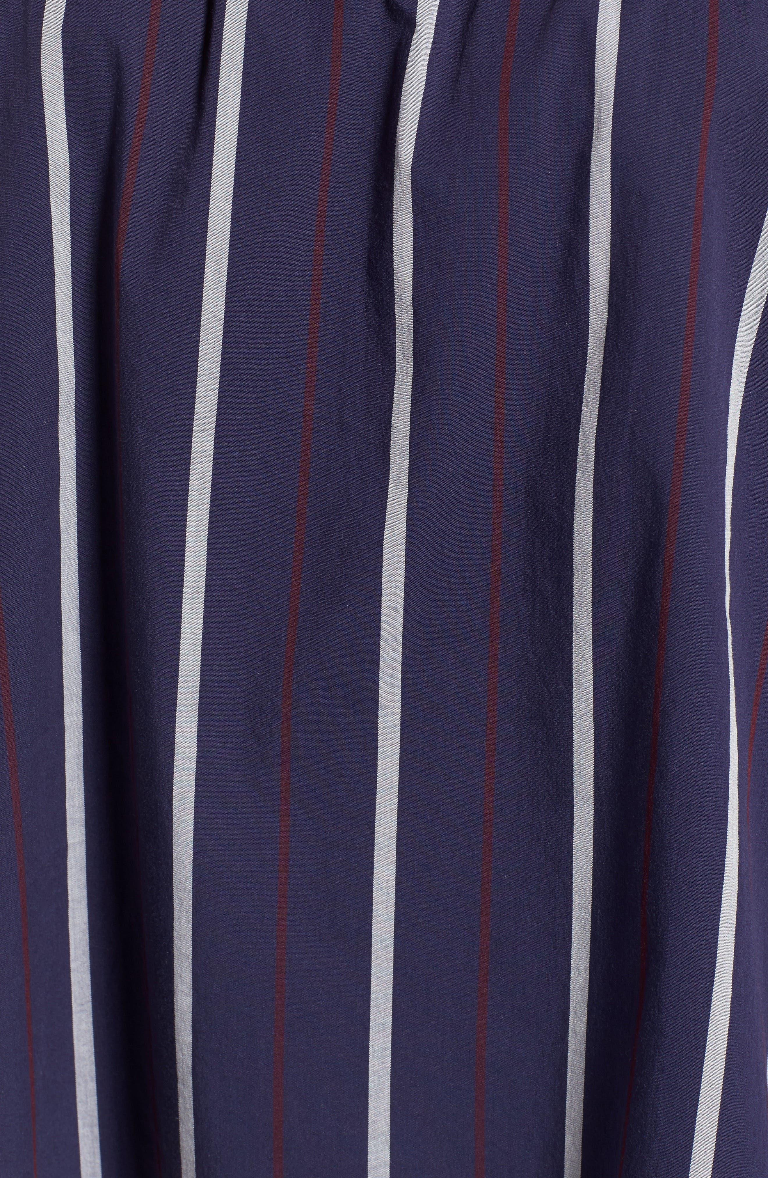 Alternate Image 5  - BP. Stripe Off the Shoulder Top