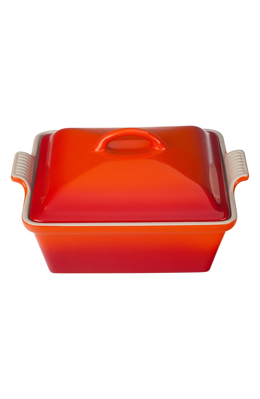 LE CREUSET Heritage 2 1/2 Quart Covered Square