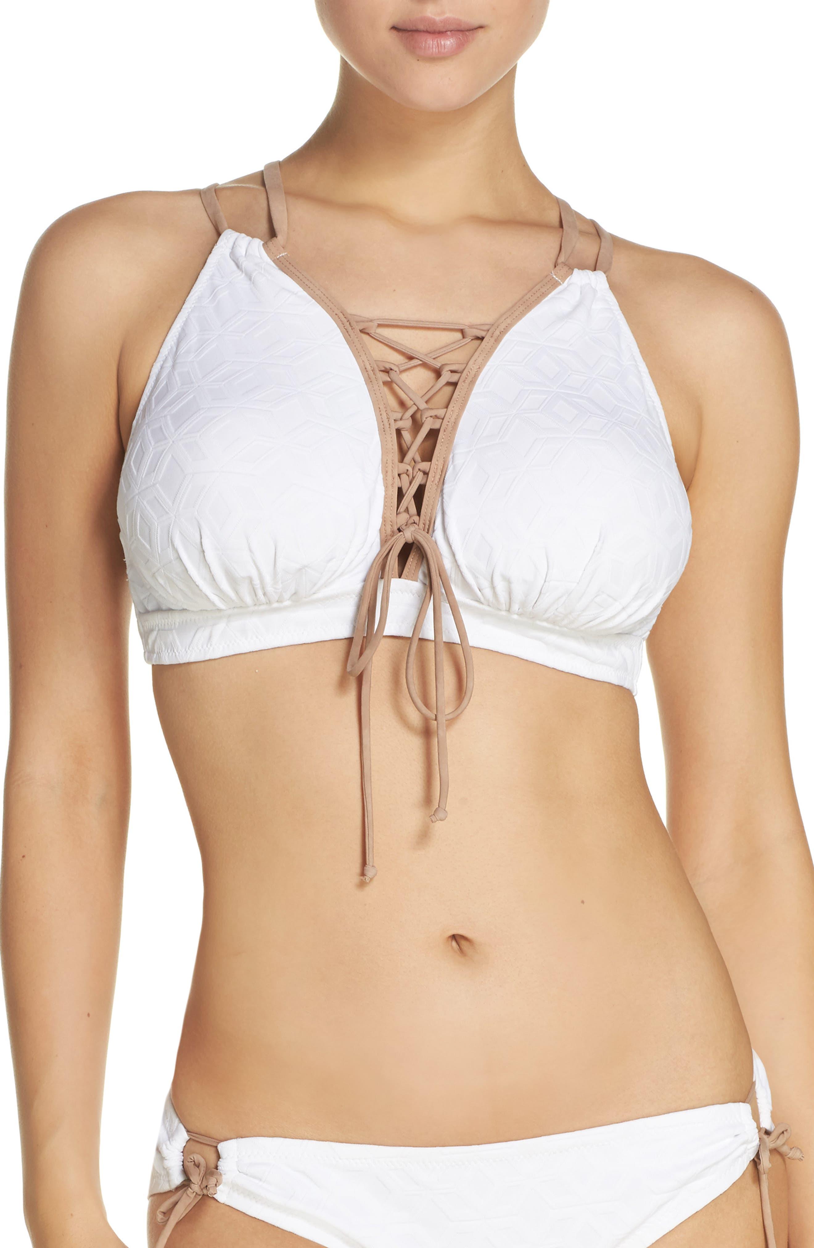 Blush by Profile Underwire Bikini Top
