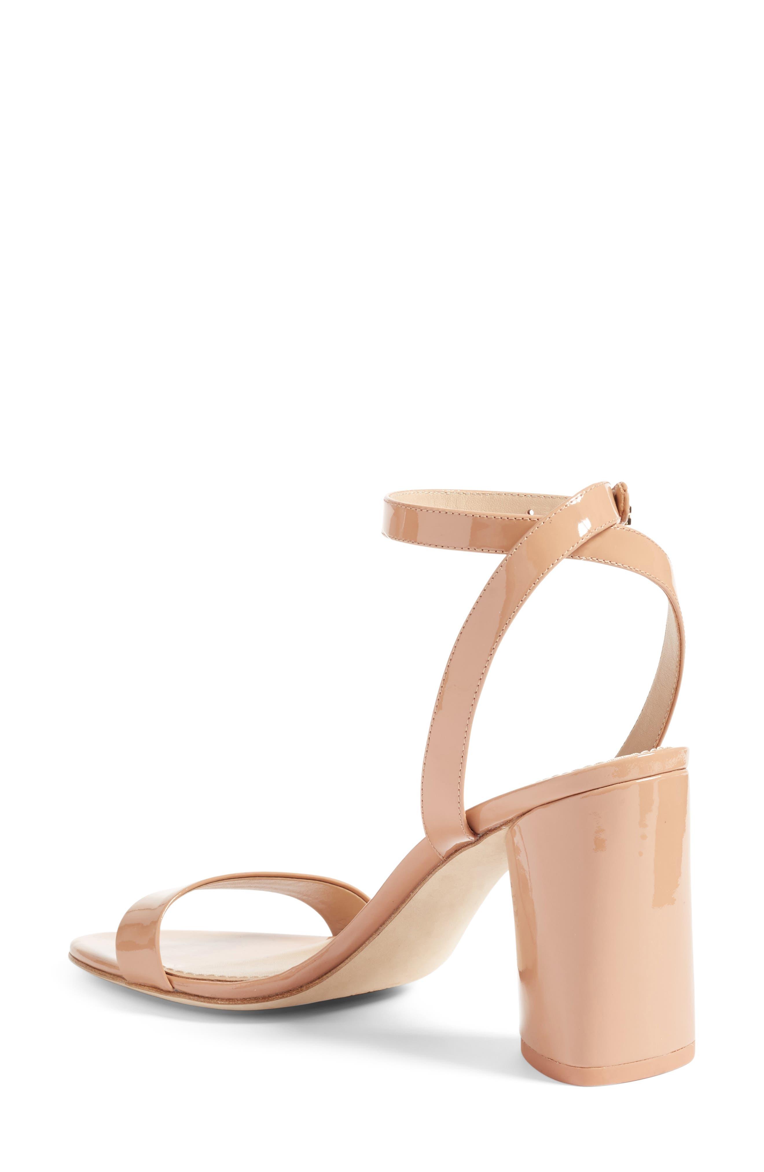 Alternate Image 2  - Tory Burch Elizabeth Block Heel Sandal (Women)