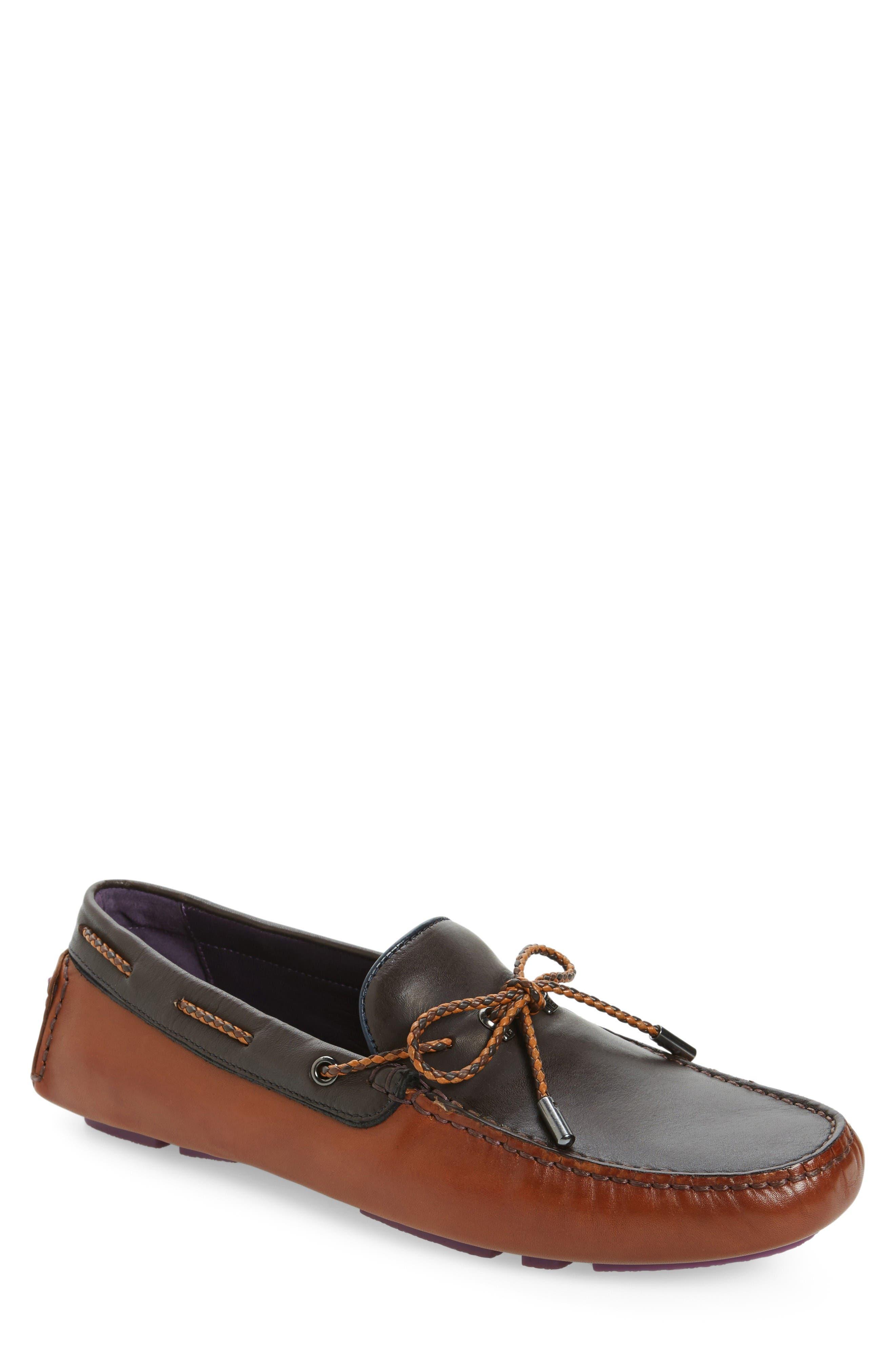 Ted Baker London Melato Driving Shoe (Men)