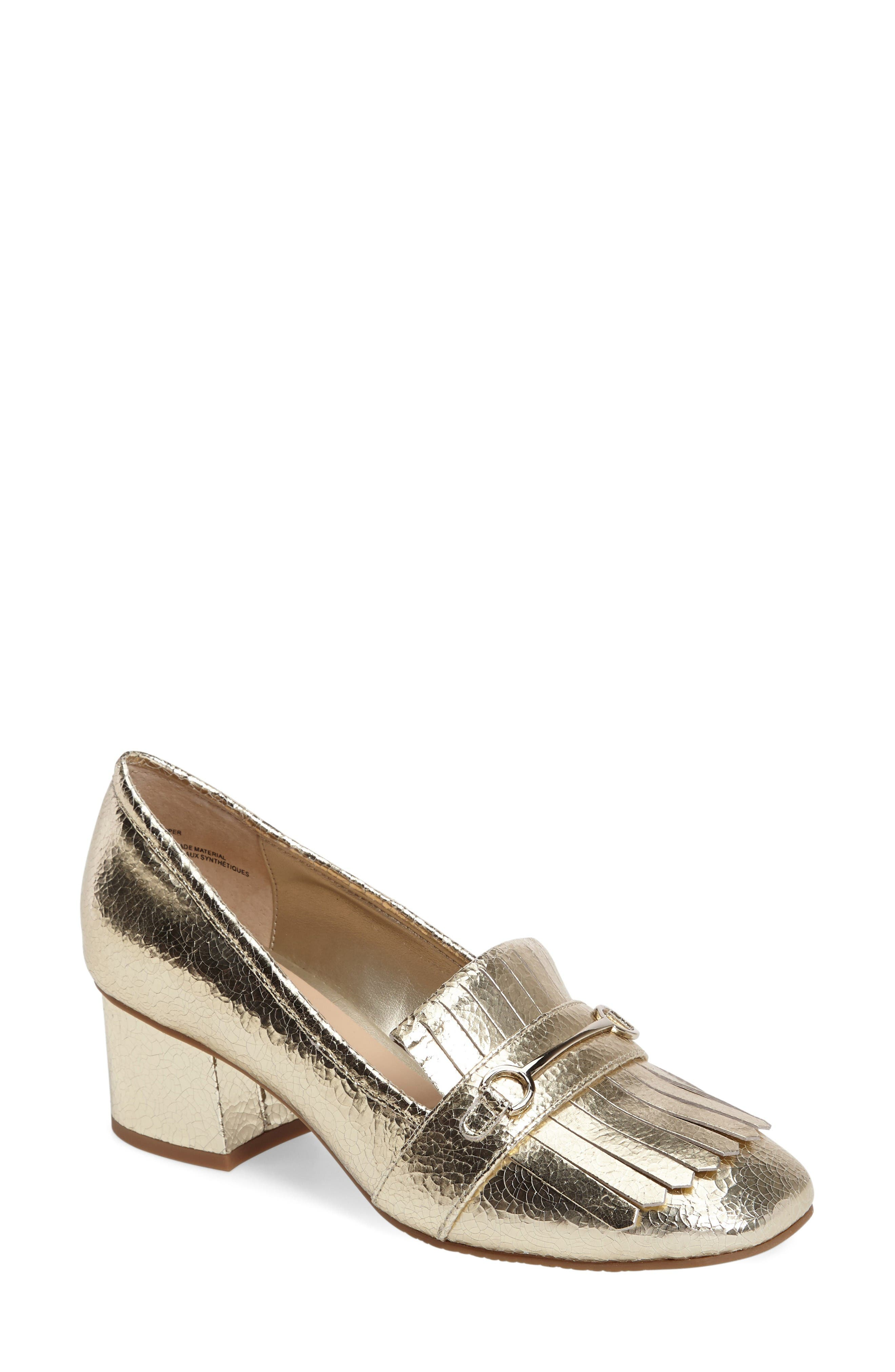 Alternate Image 1 Selected - BP. Molley Loafer Pump (Women)