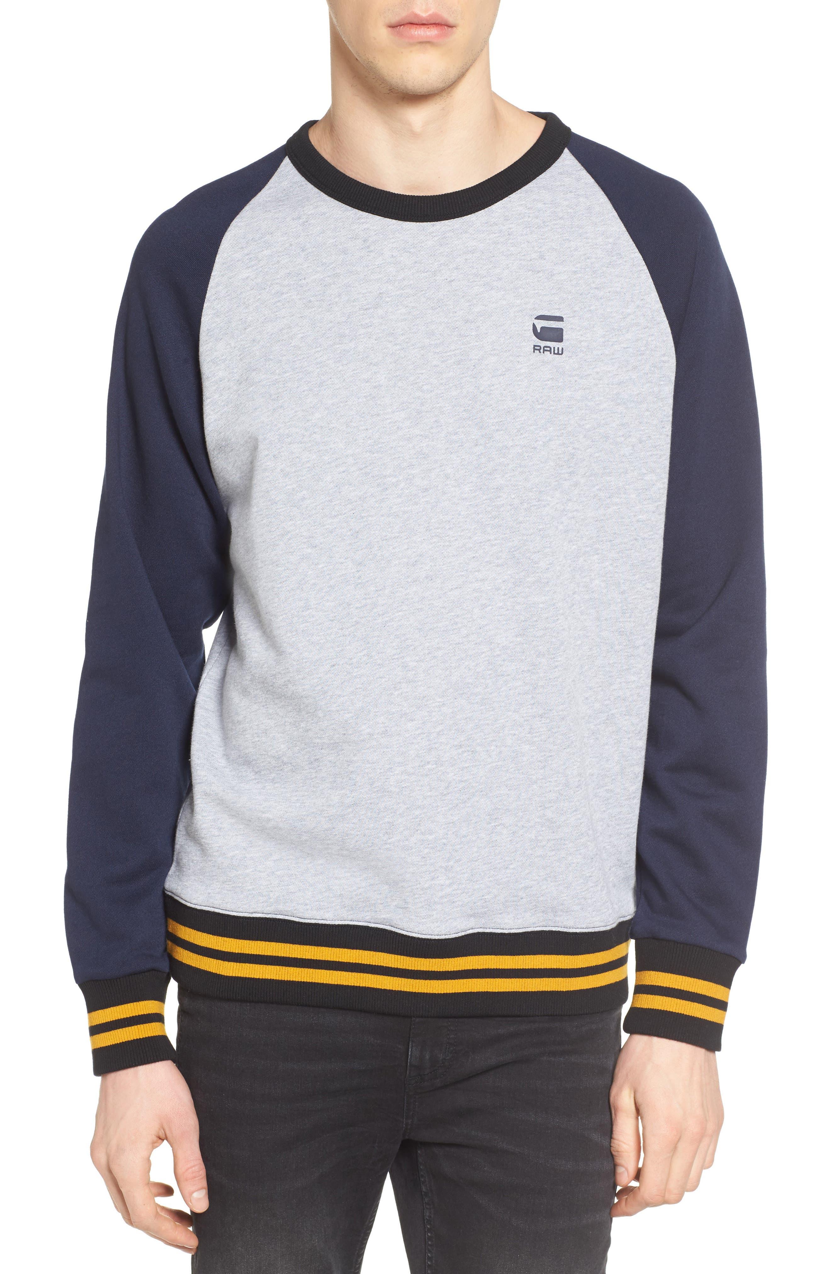 G-STAR RAW Malizo Varsity Sweatshirt
