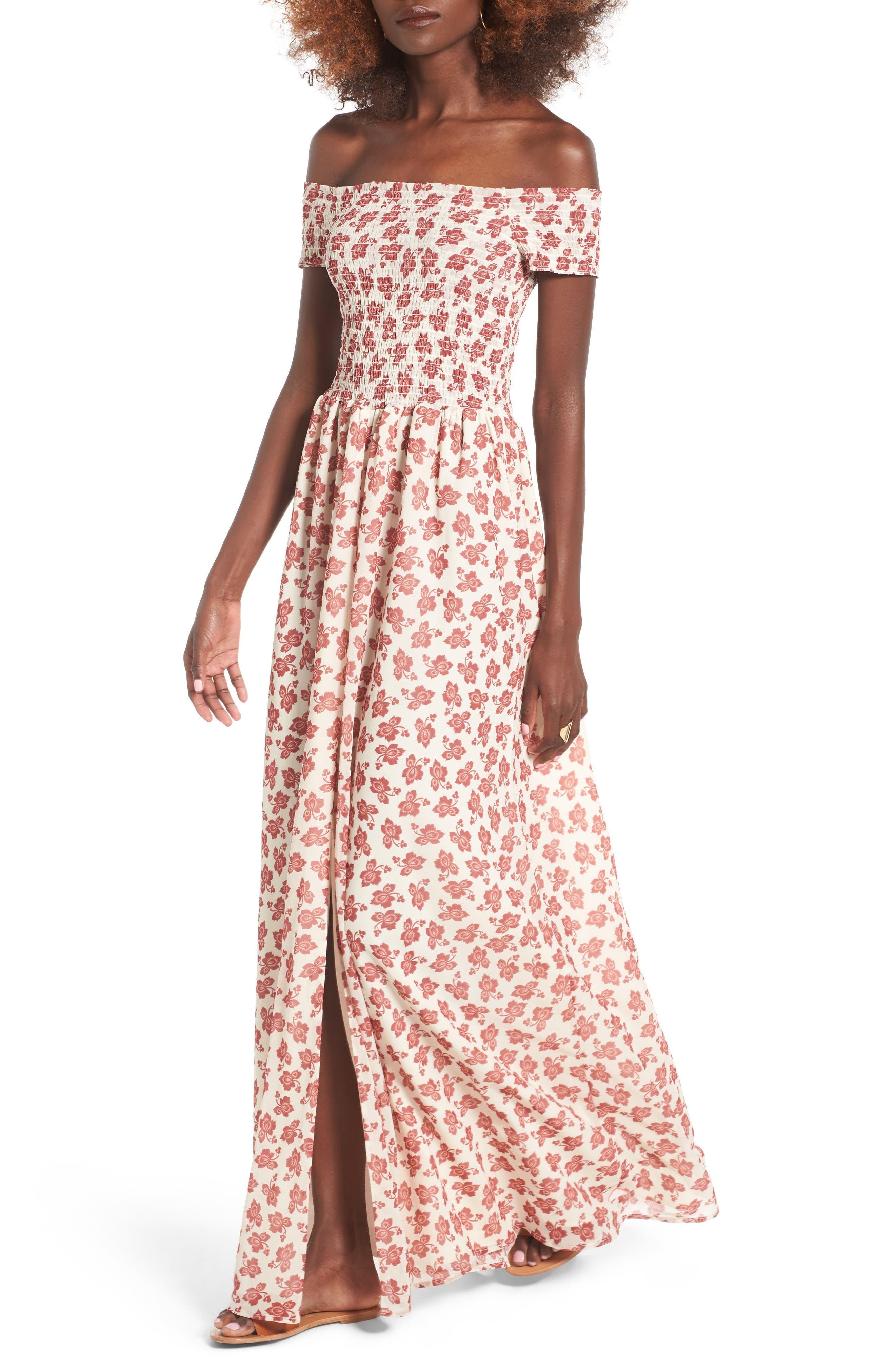 Alternate Image 1 Selected - Tularosa Henderson Maxi Dress