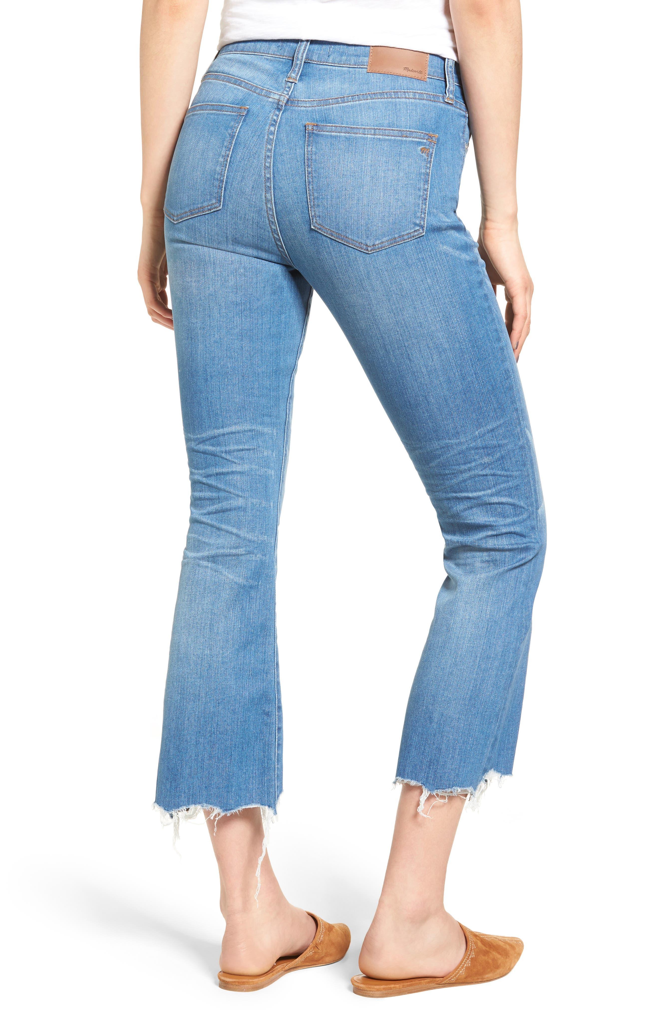 Alternate Image 3  - Madewell Cali Demi Boot Jeans (Fenton Wash)