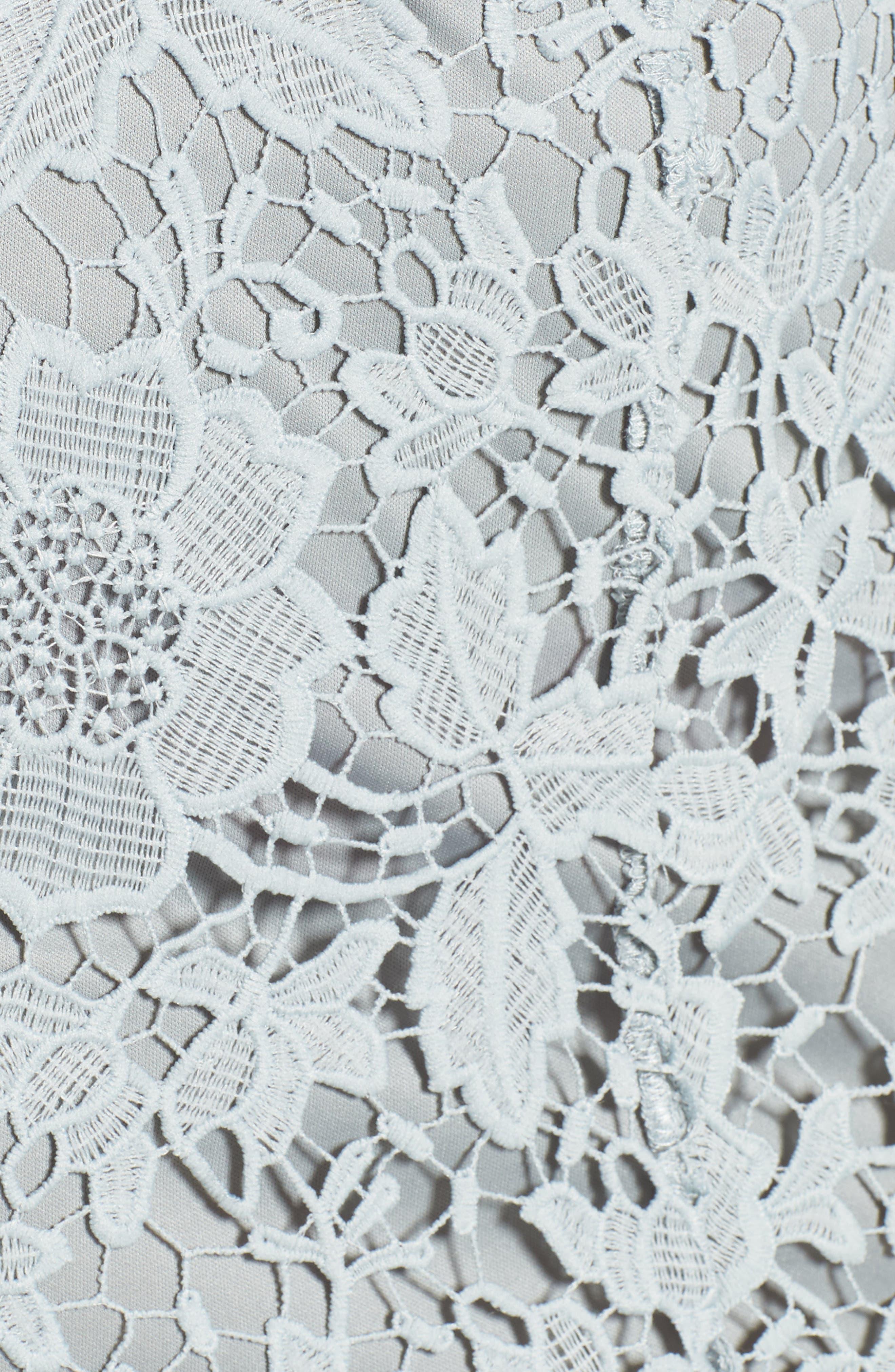 Alternate Image 5  - ASTR the Label 'Samantha' Lace Dress