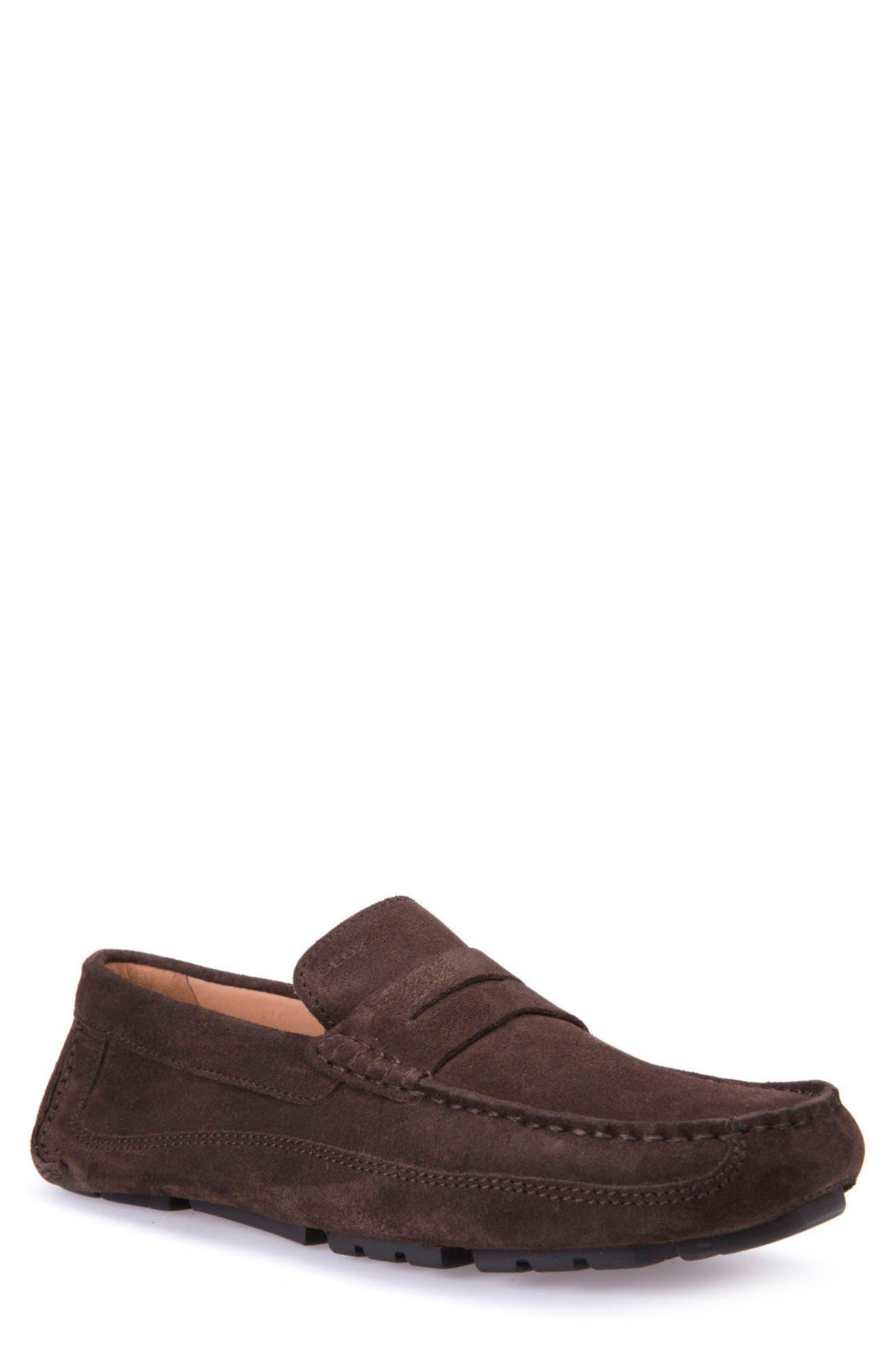 Geox Melbourne 1 Driving Shoe (Men)