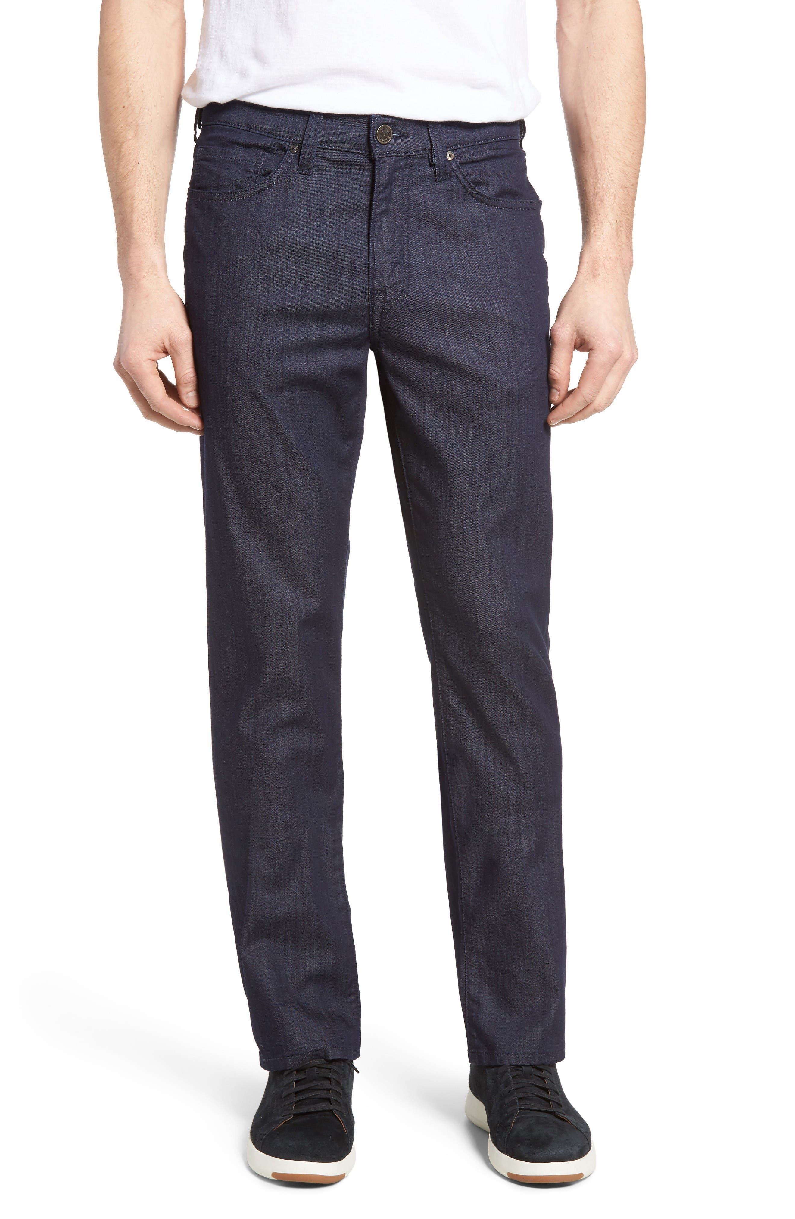 34 Heritage Charisma Relaxed Fit Jeans (Rinse Summer) (Regular & Tall)