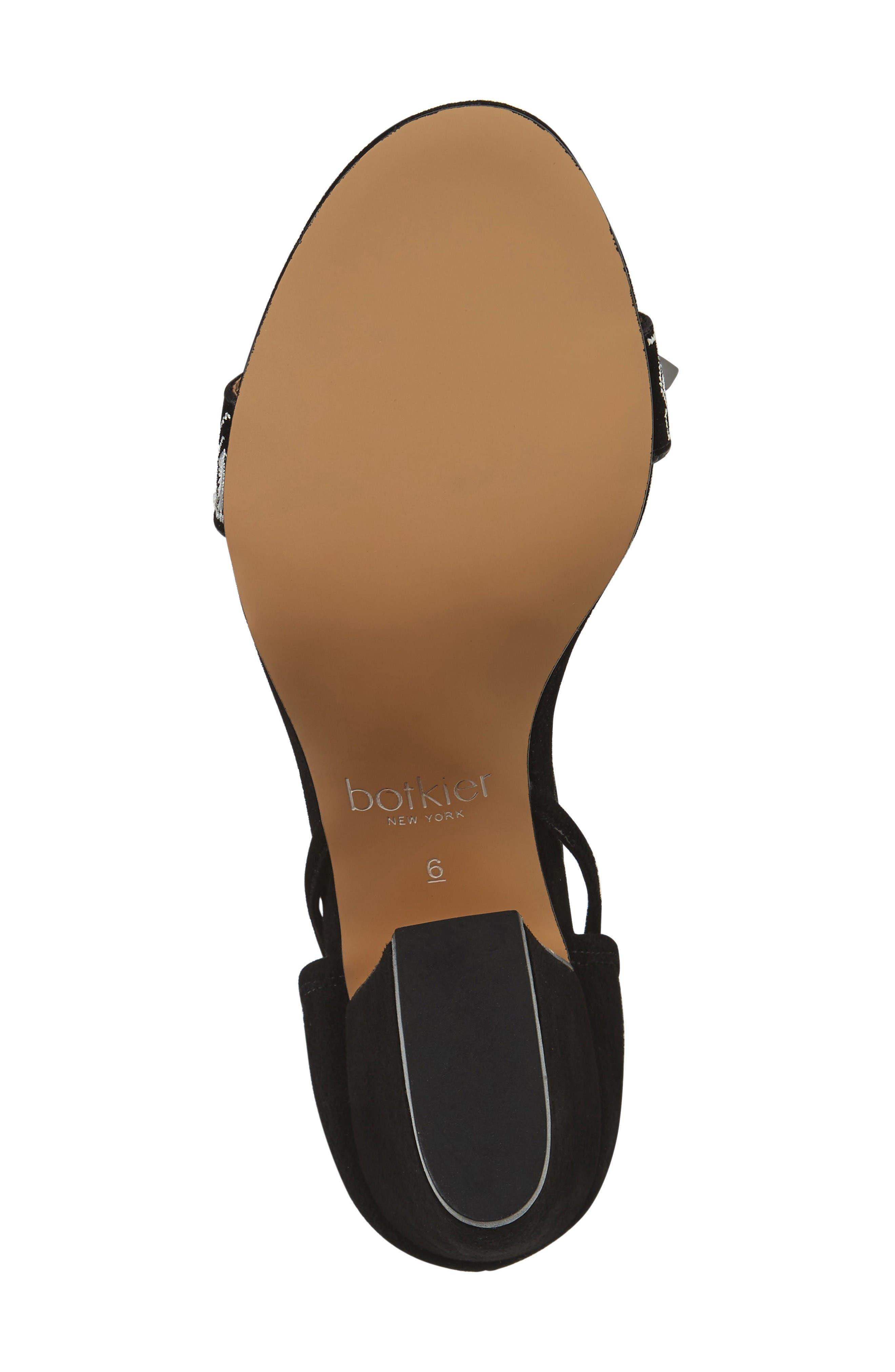 Alternate Image 4  - Botkier Penelope Embroidered Ankle Wrap Sandal (Women)