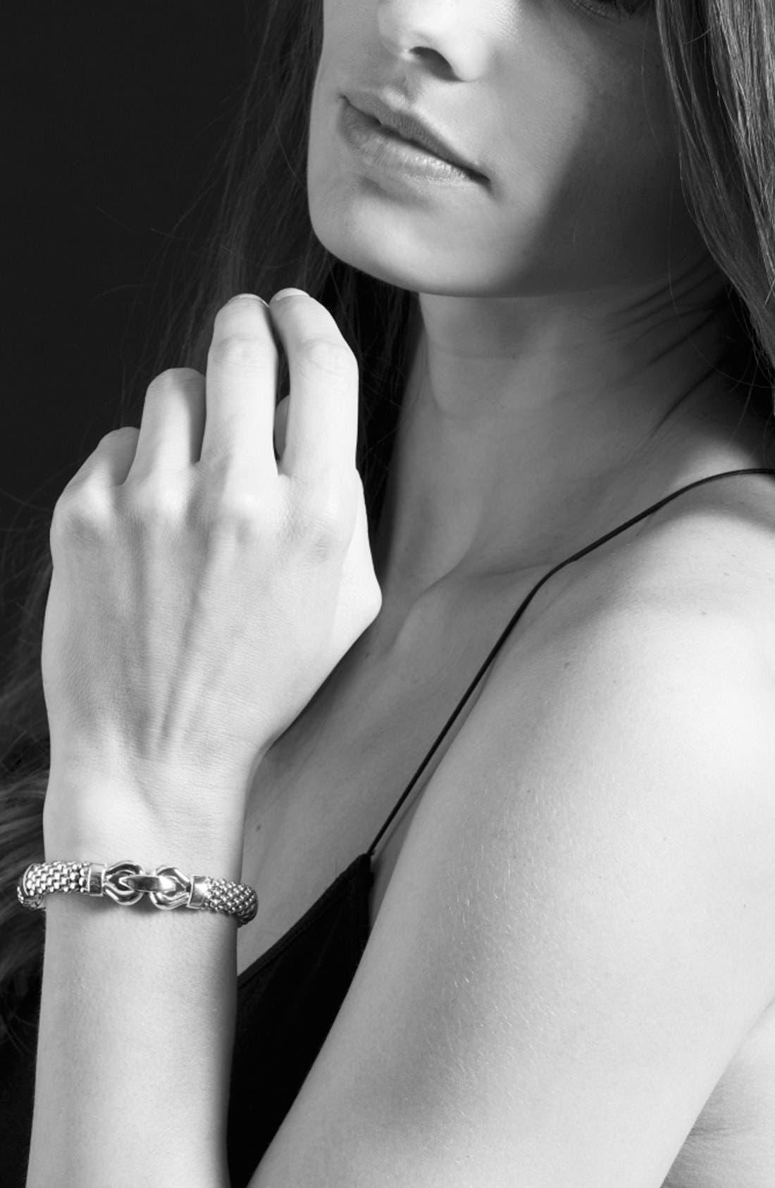 Alternate Image 2  - LAGOS 'Derby' Caviar Rope Bracelet
