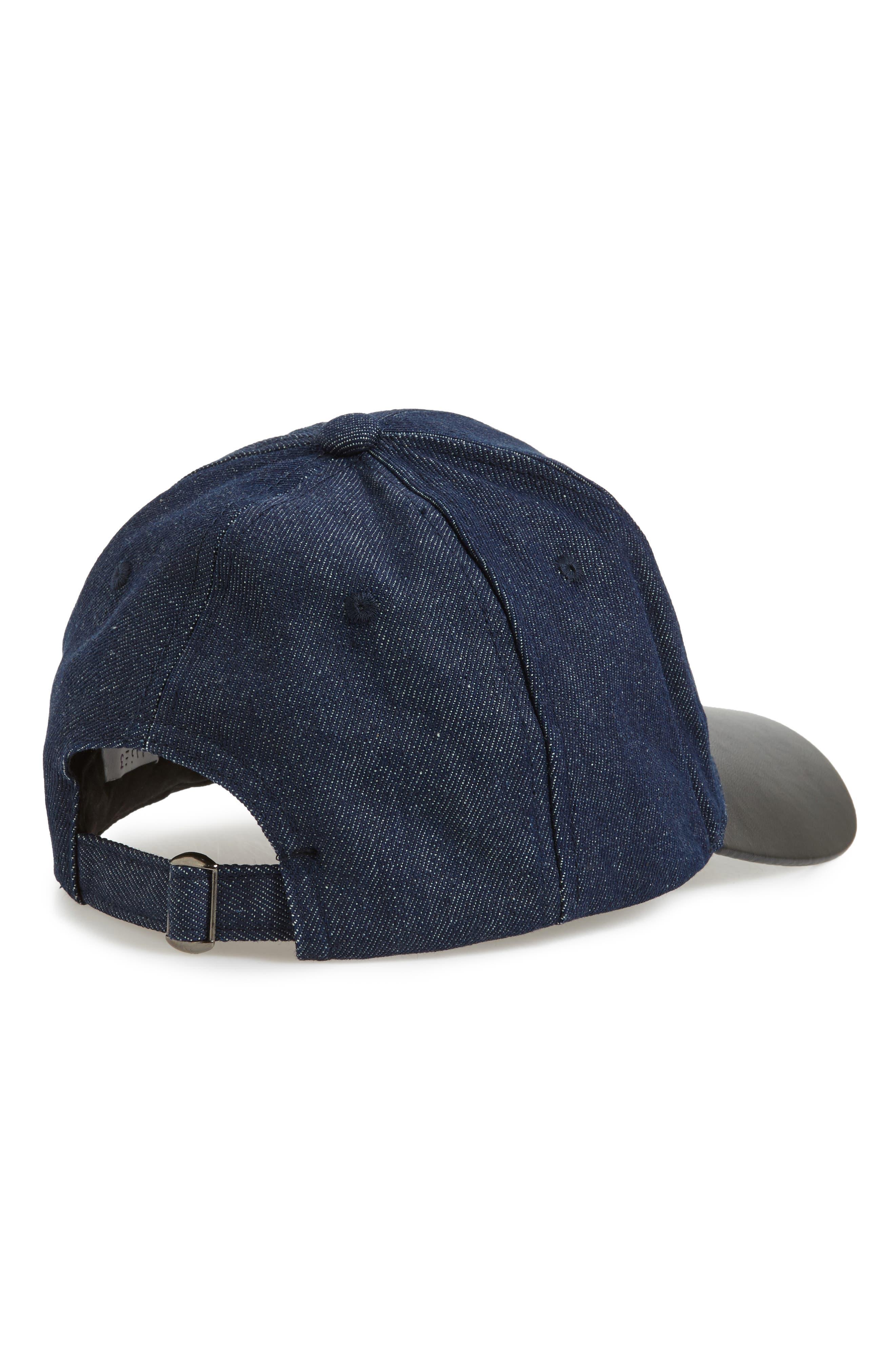 Alternate Image 2  - Phase 3 Denim Baseball Cap