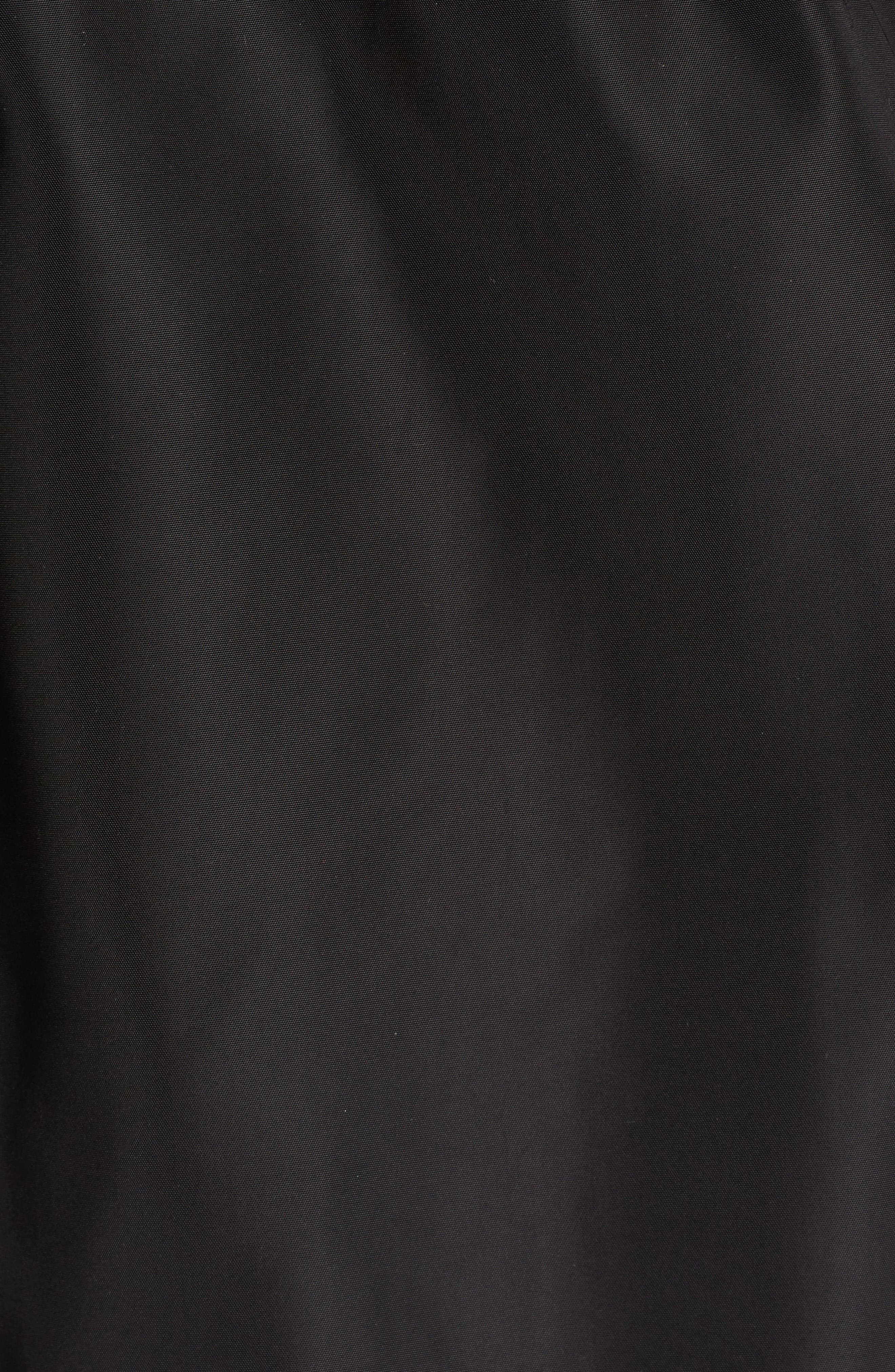 Alternate Image 5  - MICHAEL Michael Kors Faux Leather Trim Anorak