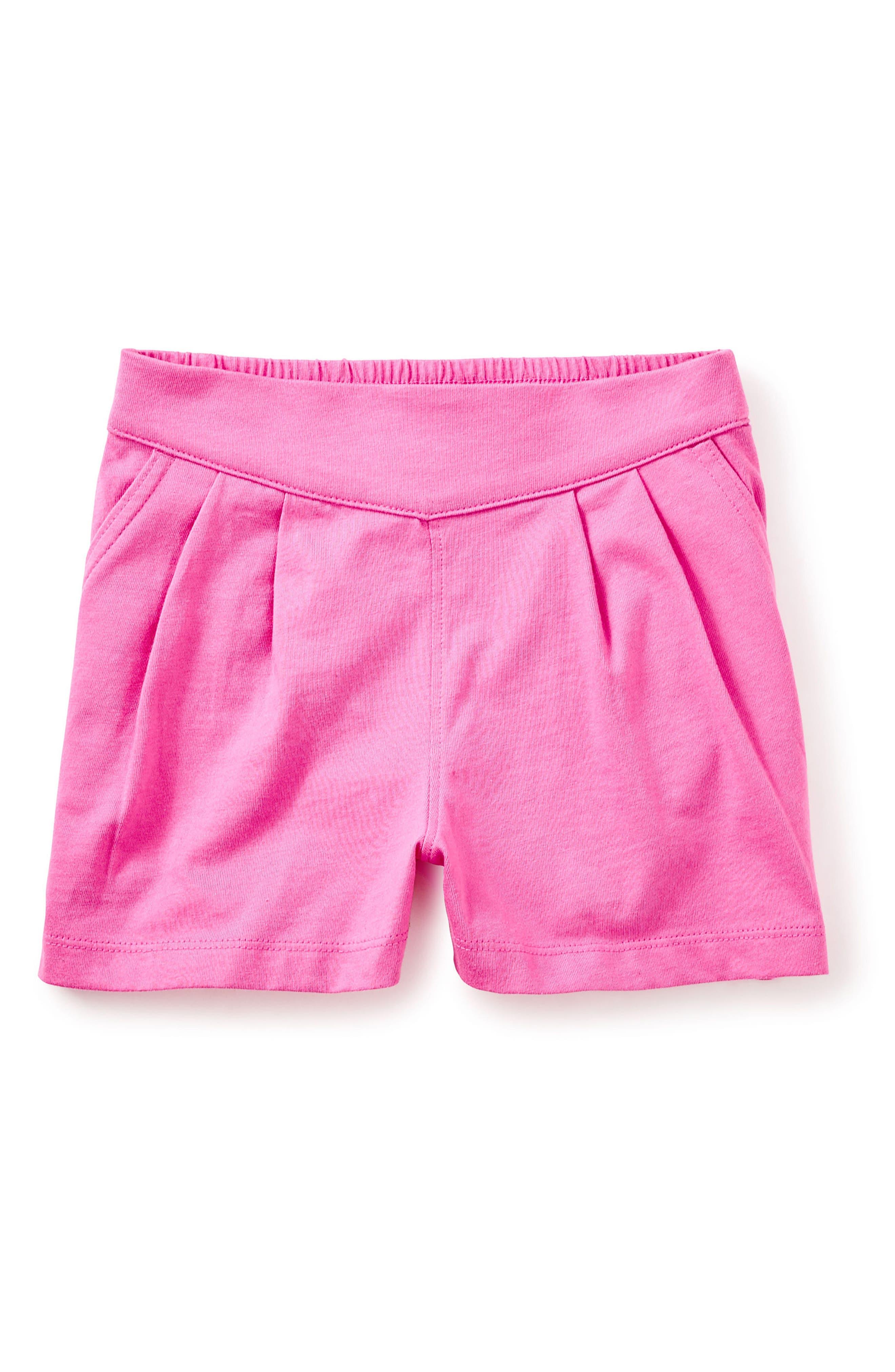 Tea Collection Boat Dock Shorts (Toddler Girls, Little Girls & Big Girls)