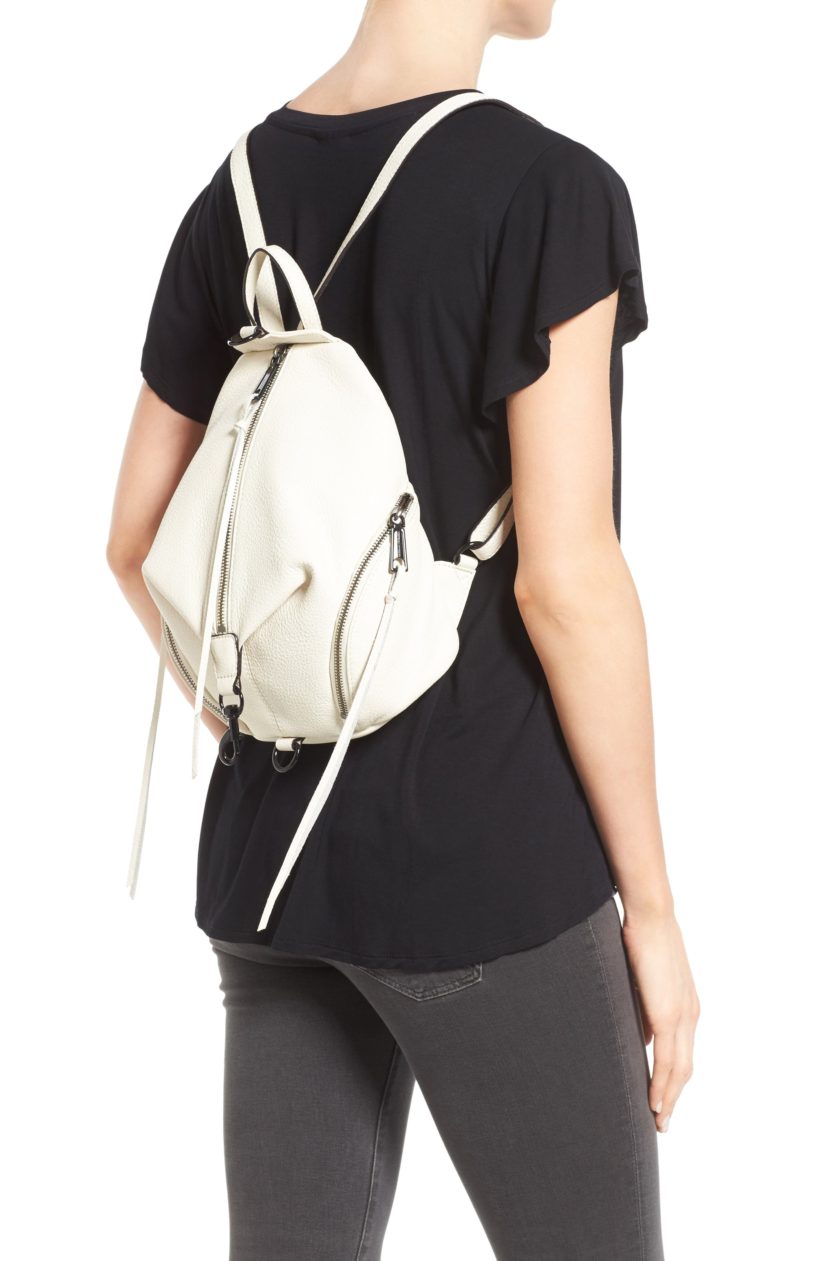 Alternate Image 2  - Rebecca Minkoff 'Medium Julian' Backpack