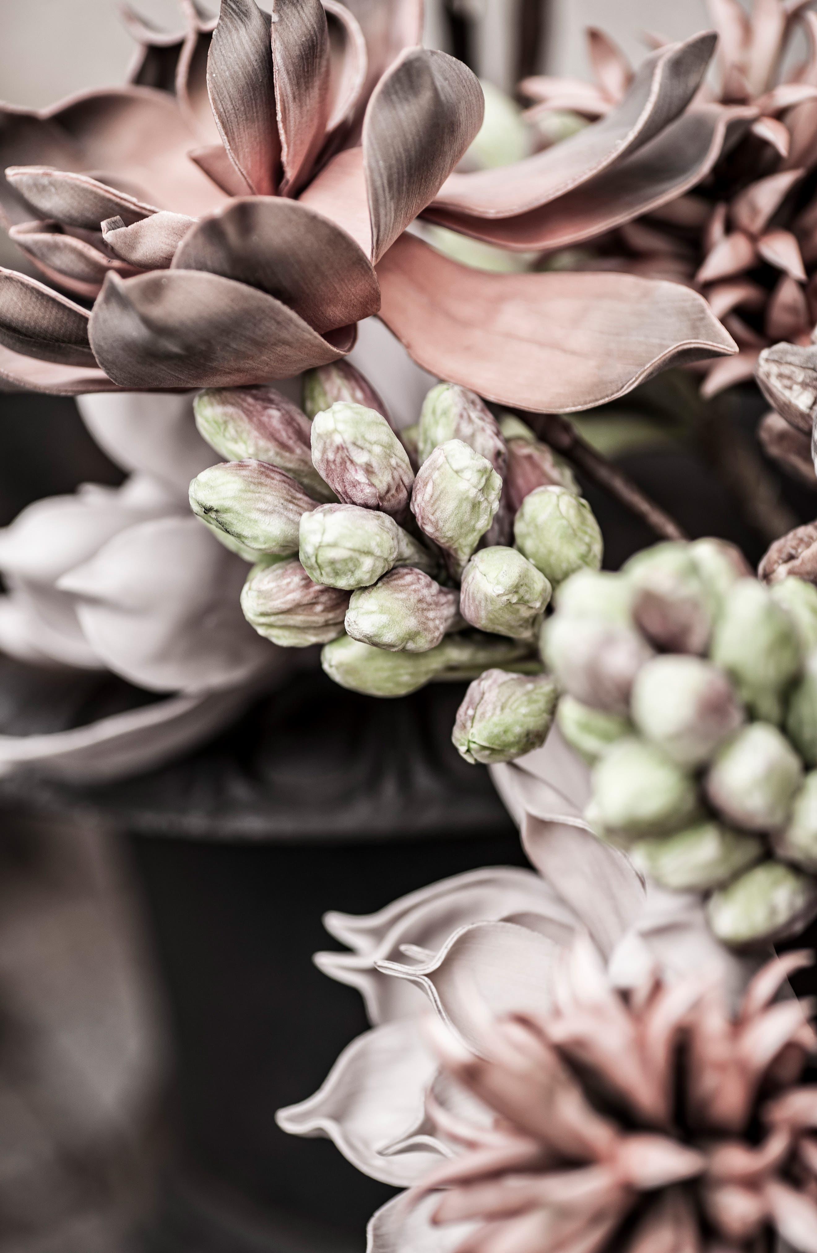 Alternate Image 2  - Eightmood Enea Decorative Flower